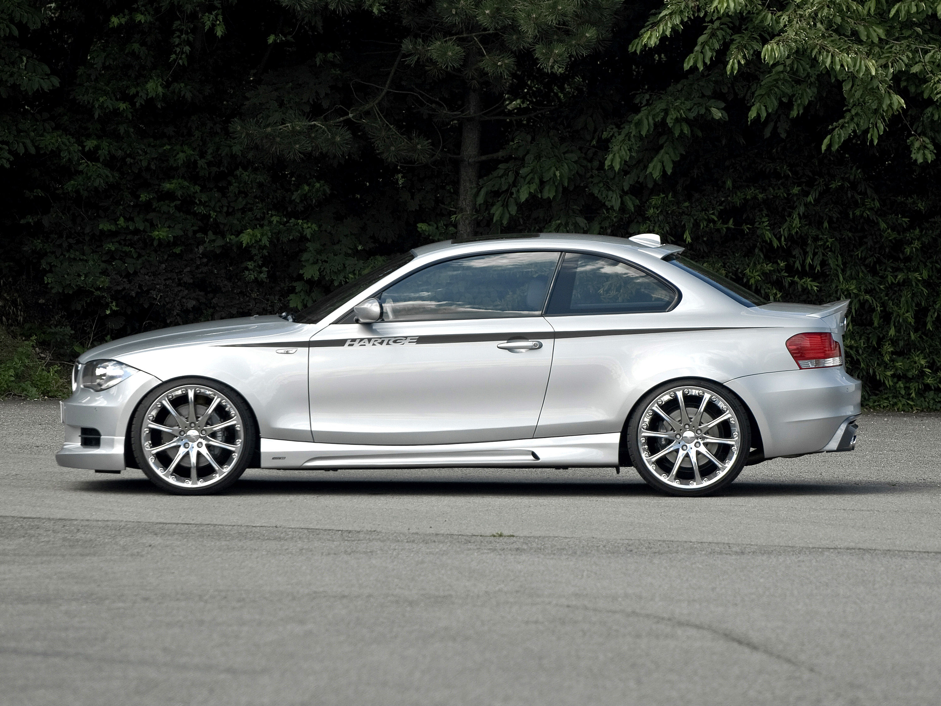 X1 Photos Mobile App >> HARTGE BMW 135i Coupe - Picture 9050