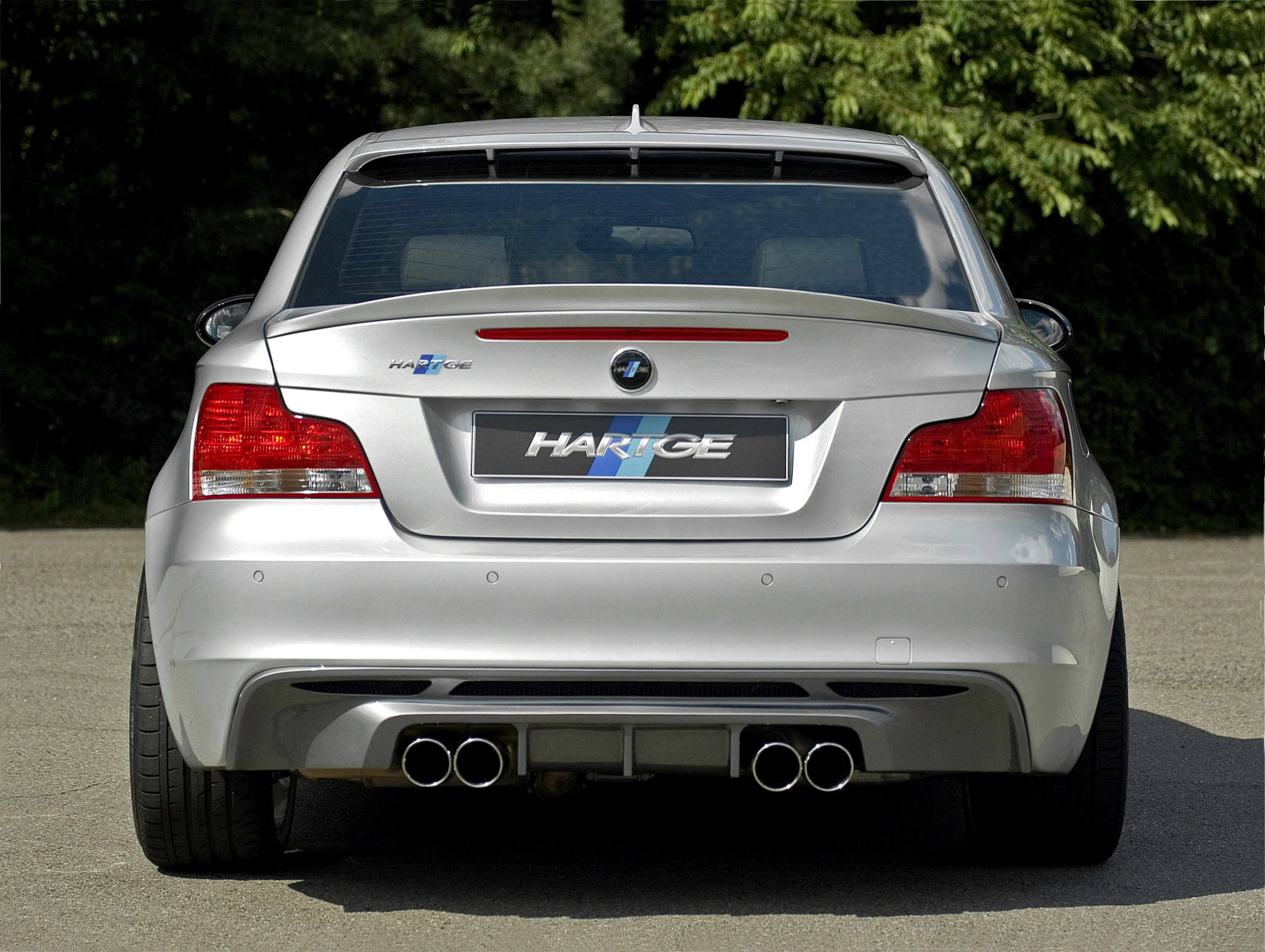 HARTGE BMW 135i Coupe - Picture 9049