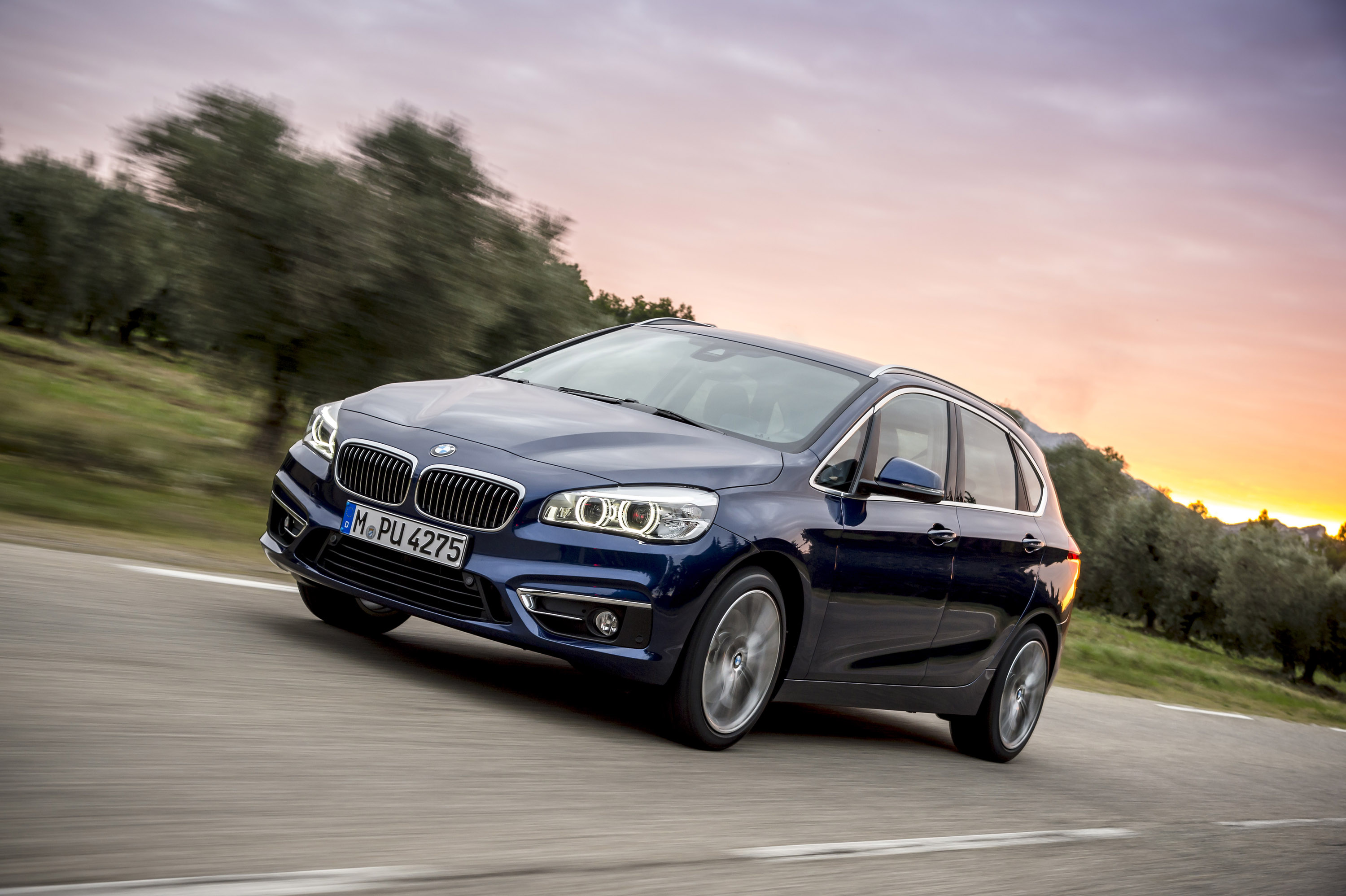 Bmw Xdrive Technology Featured In The New Bmw 2 Series