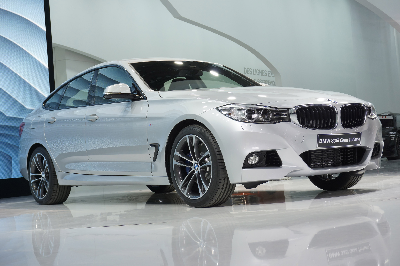 2013 Geneva Motor Show BMW 335i Gran Turismo