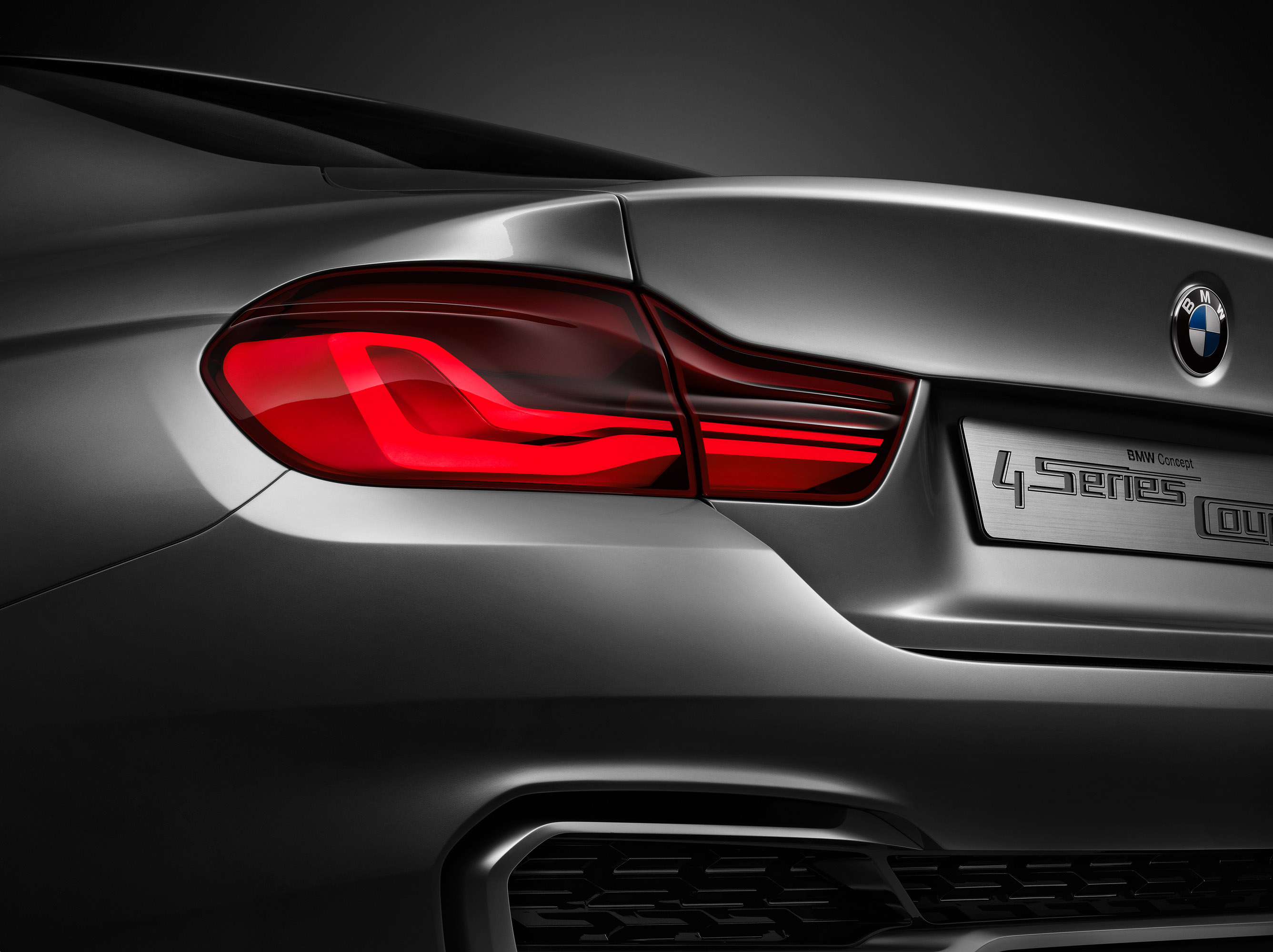 BMW Series Coupe Concept F Picture - 2012 bmw 4 series