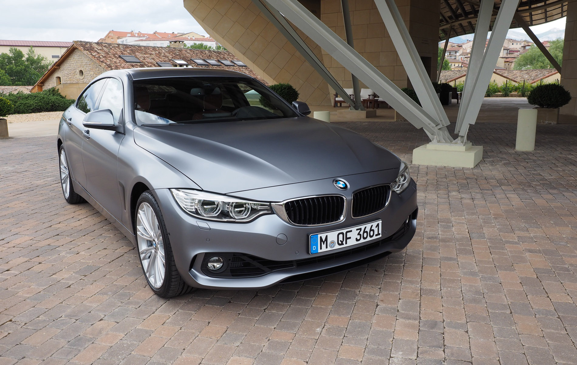 Bmw 428i Price >> BMW 4-Series Gran Coupe Individual Frozen Cashmere Silver