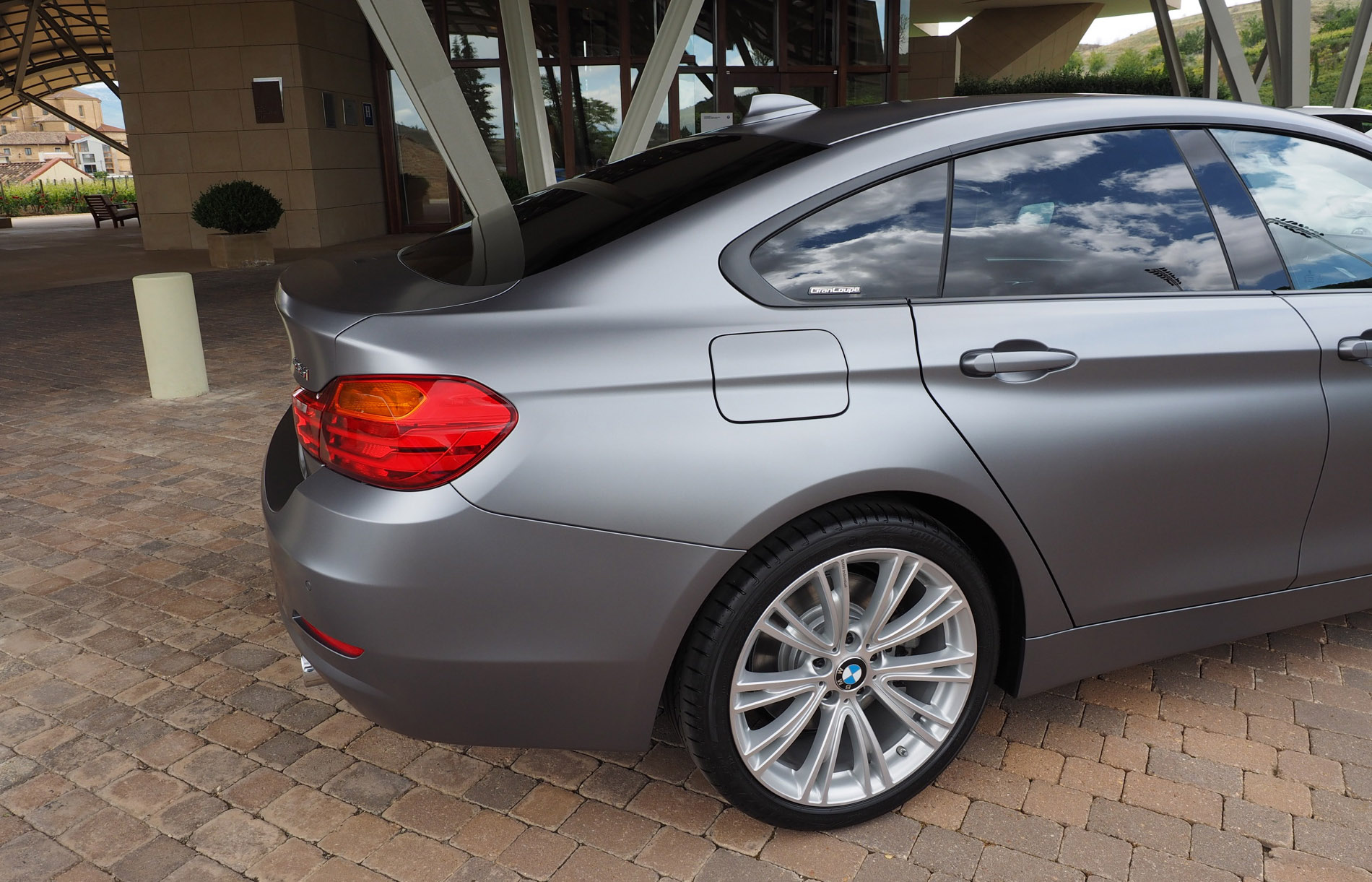 82524on 2015 Bmw 428 Gran Coupe