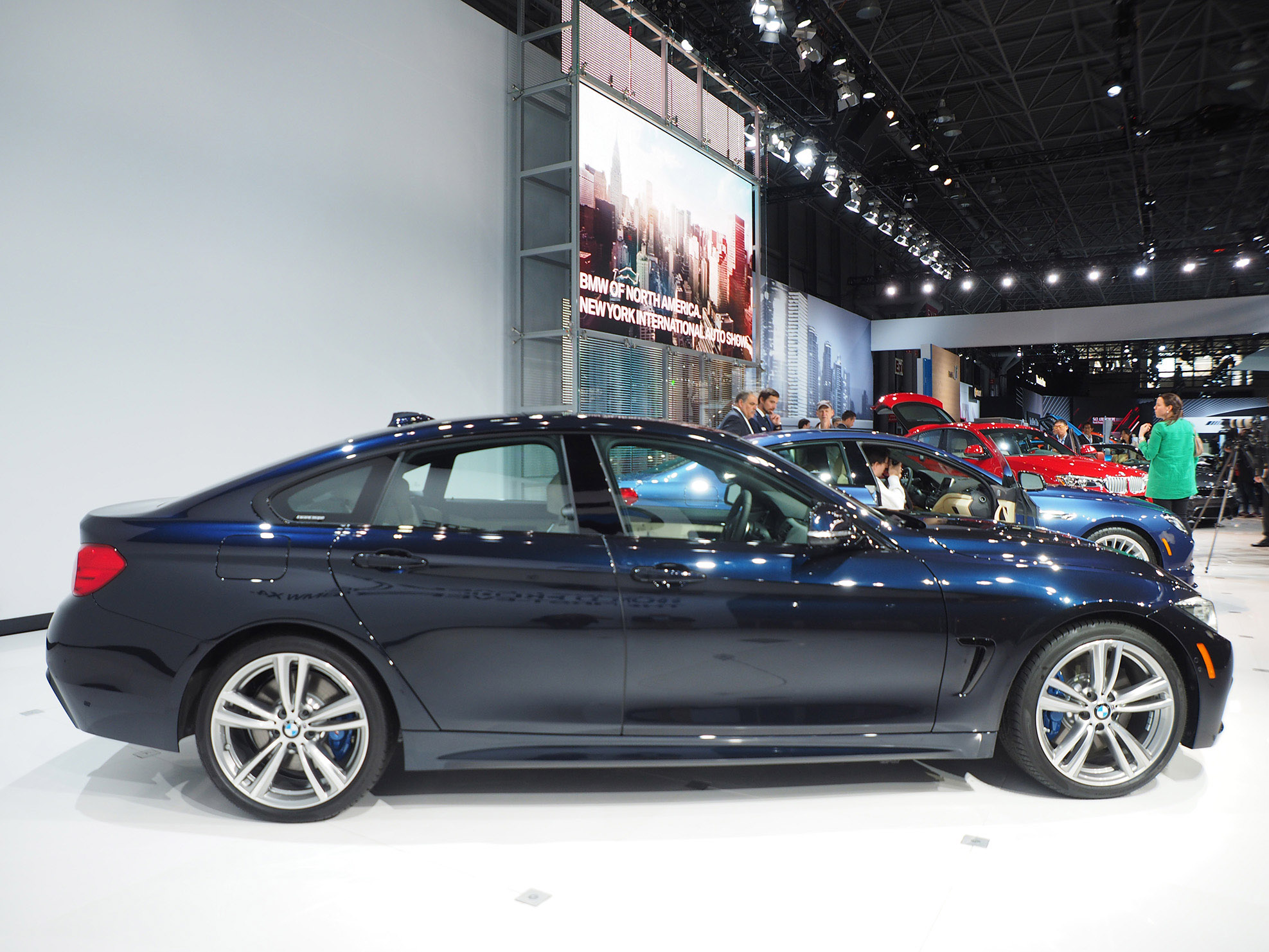 Bmw 435i Gran Coupe New York 2014 Picture 100591