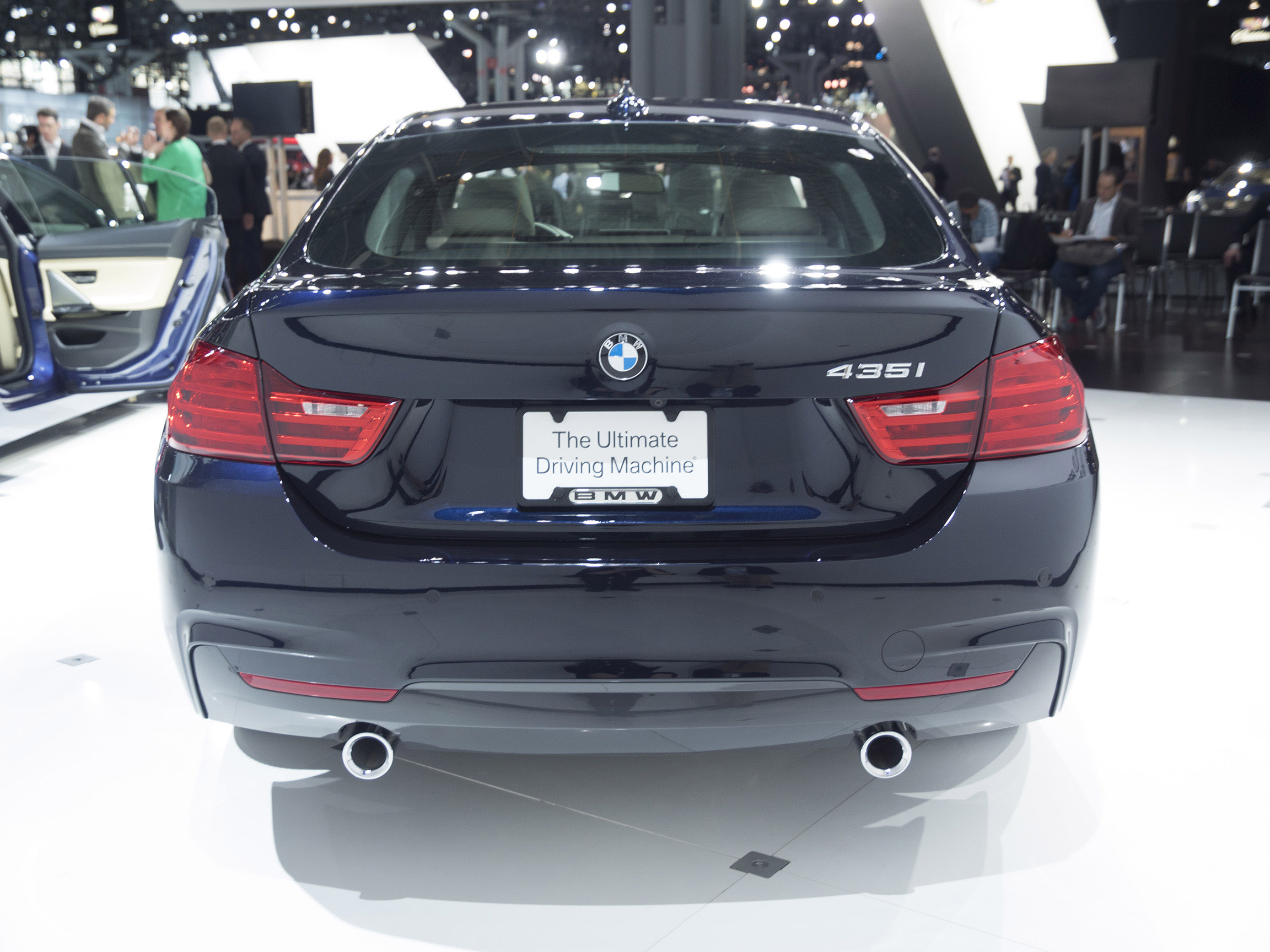 Bmw 435i Gran Coupe New York 2014 Picture 100593