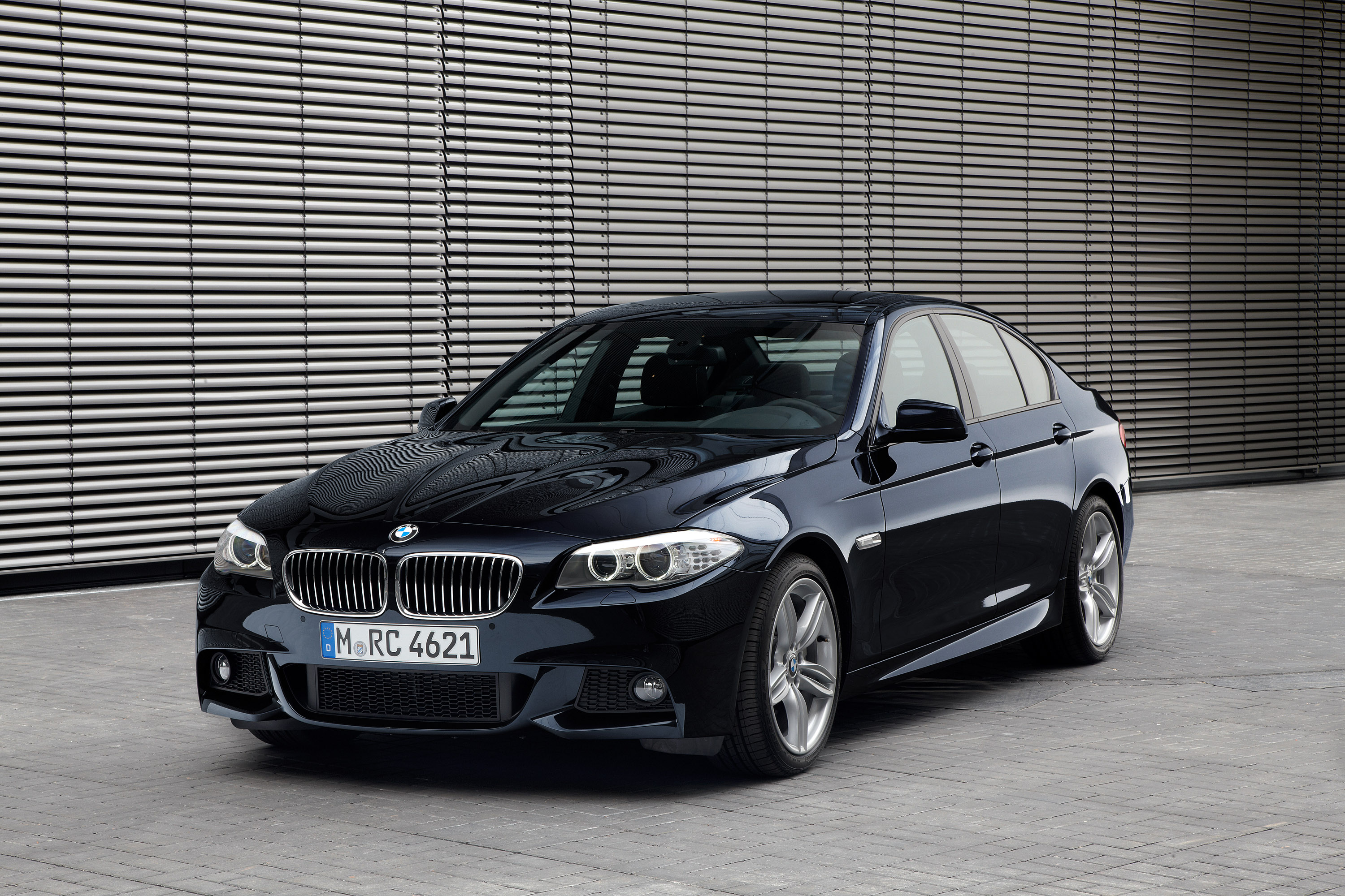 Bmw F10 535d M Sport Review Video