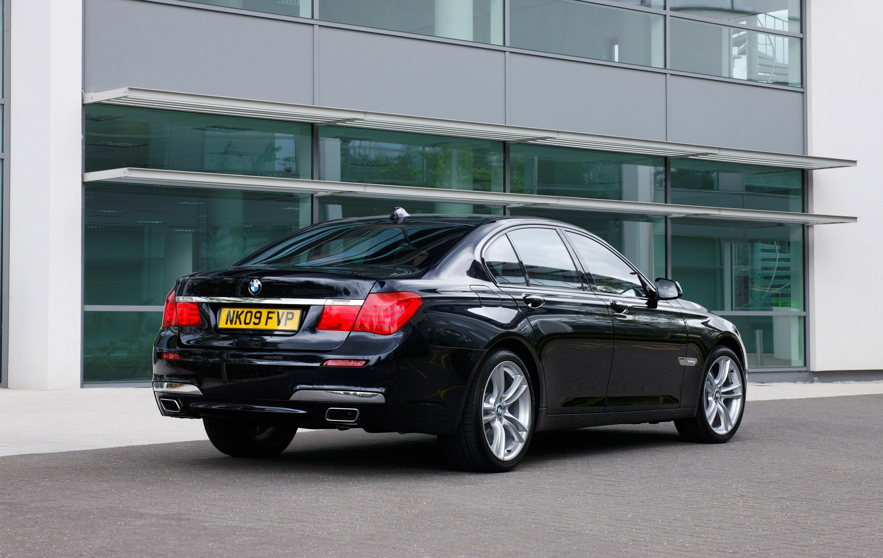2011 Bmw 740i And 740li Sedans Pricing Announced Modified 7 Series 740d M Sports Package