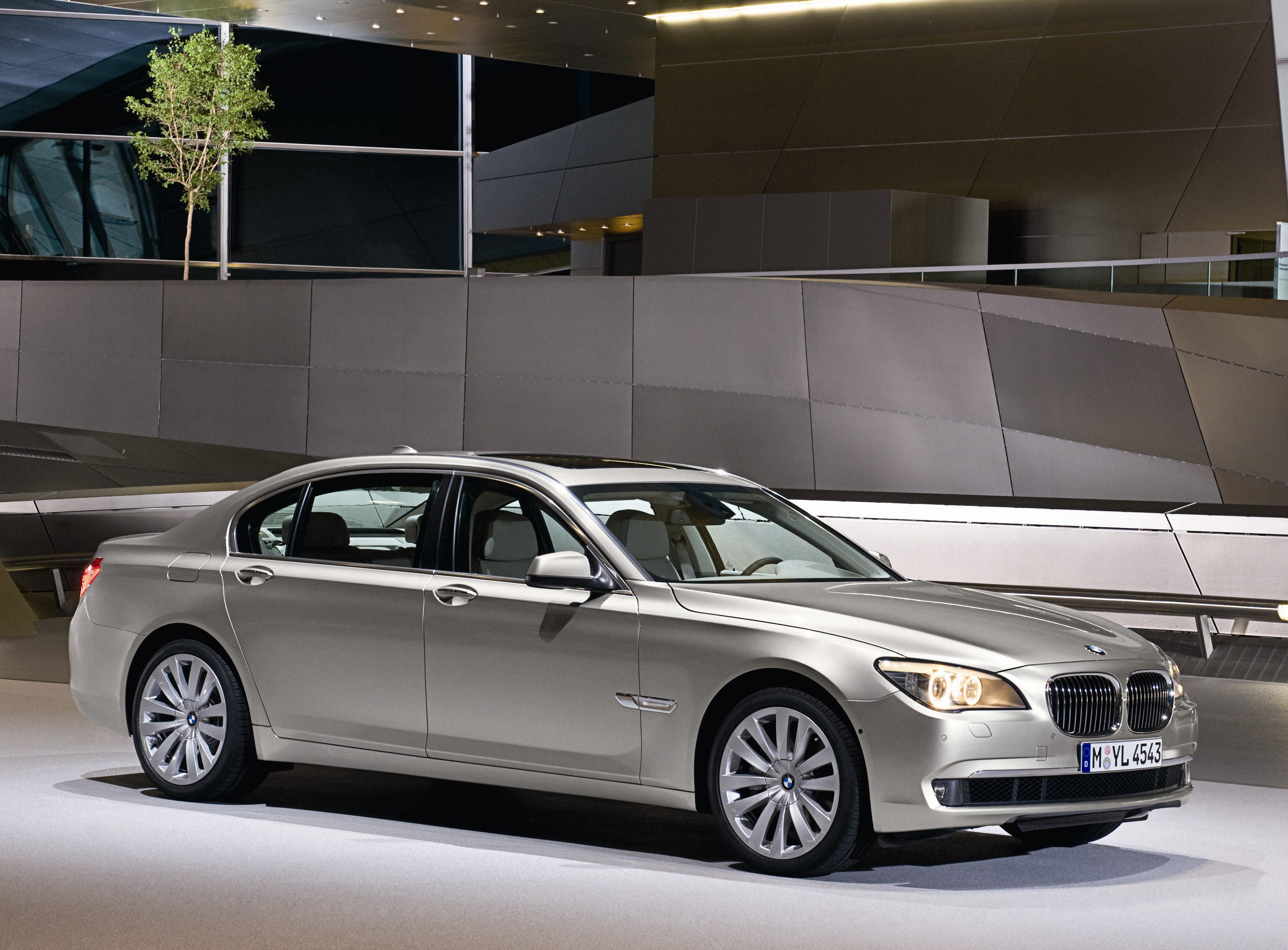Bmw 7 Series Picture 9097