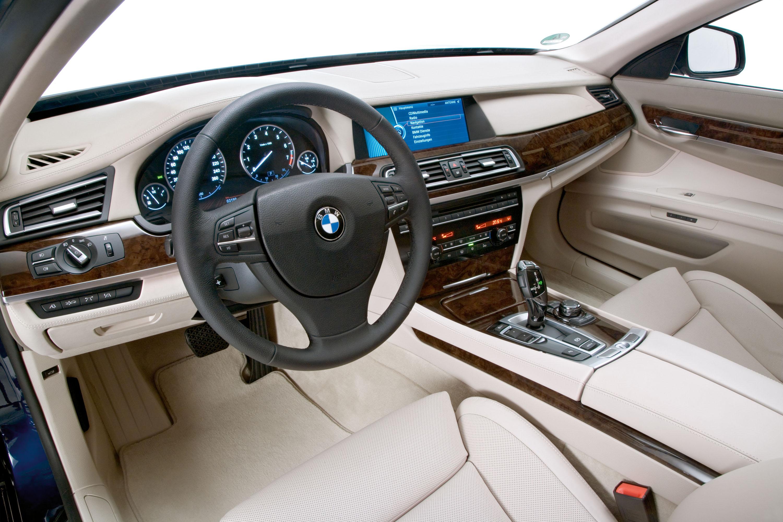 BMW 760i And BMW 760Li
