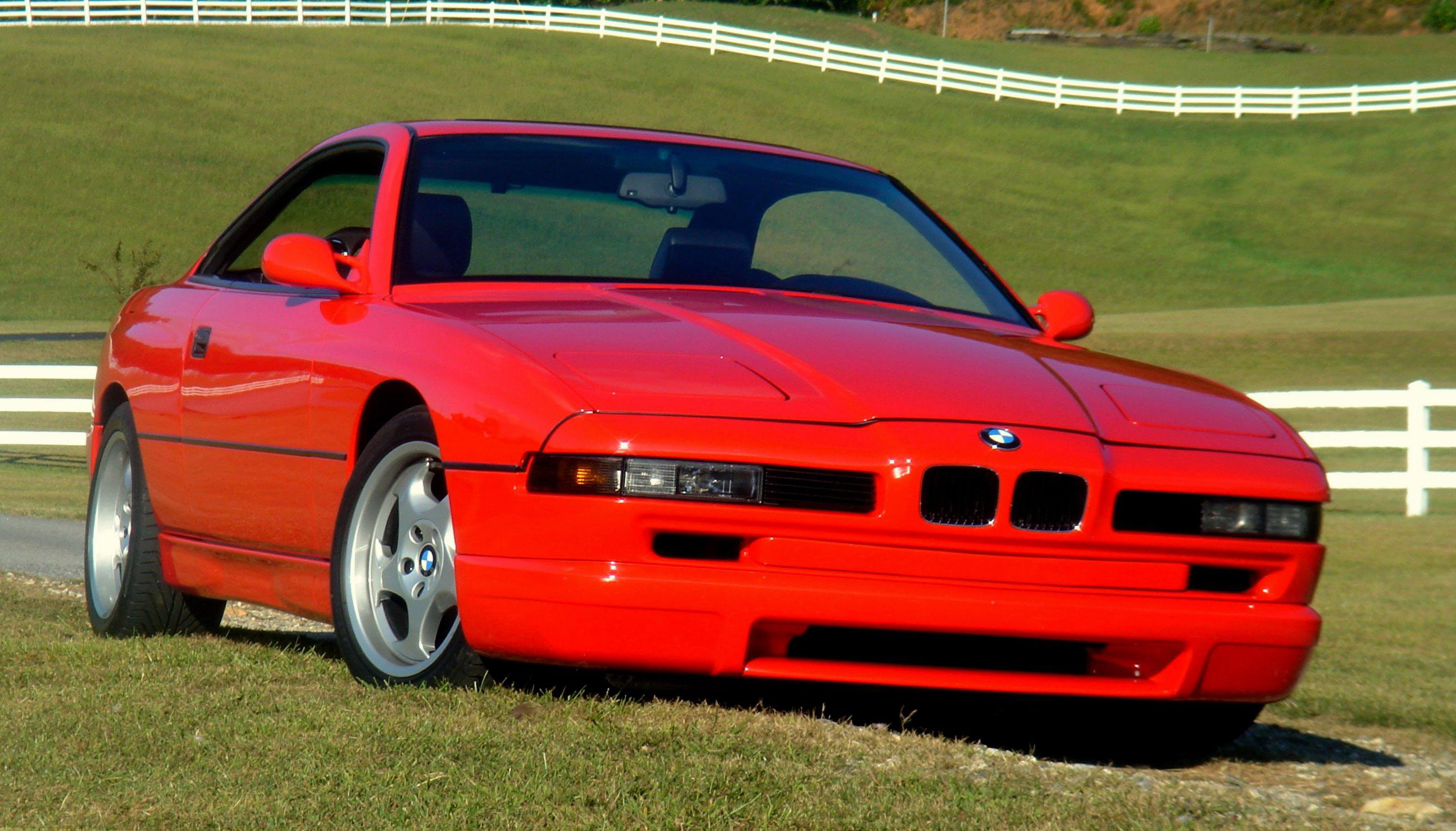Bmw 8 Series E31 The Great Eight