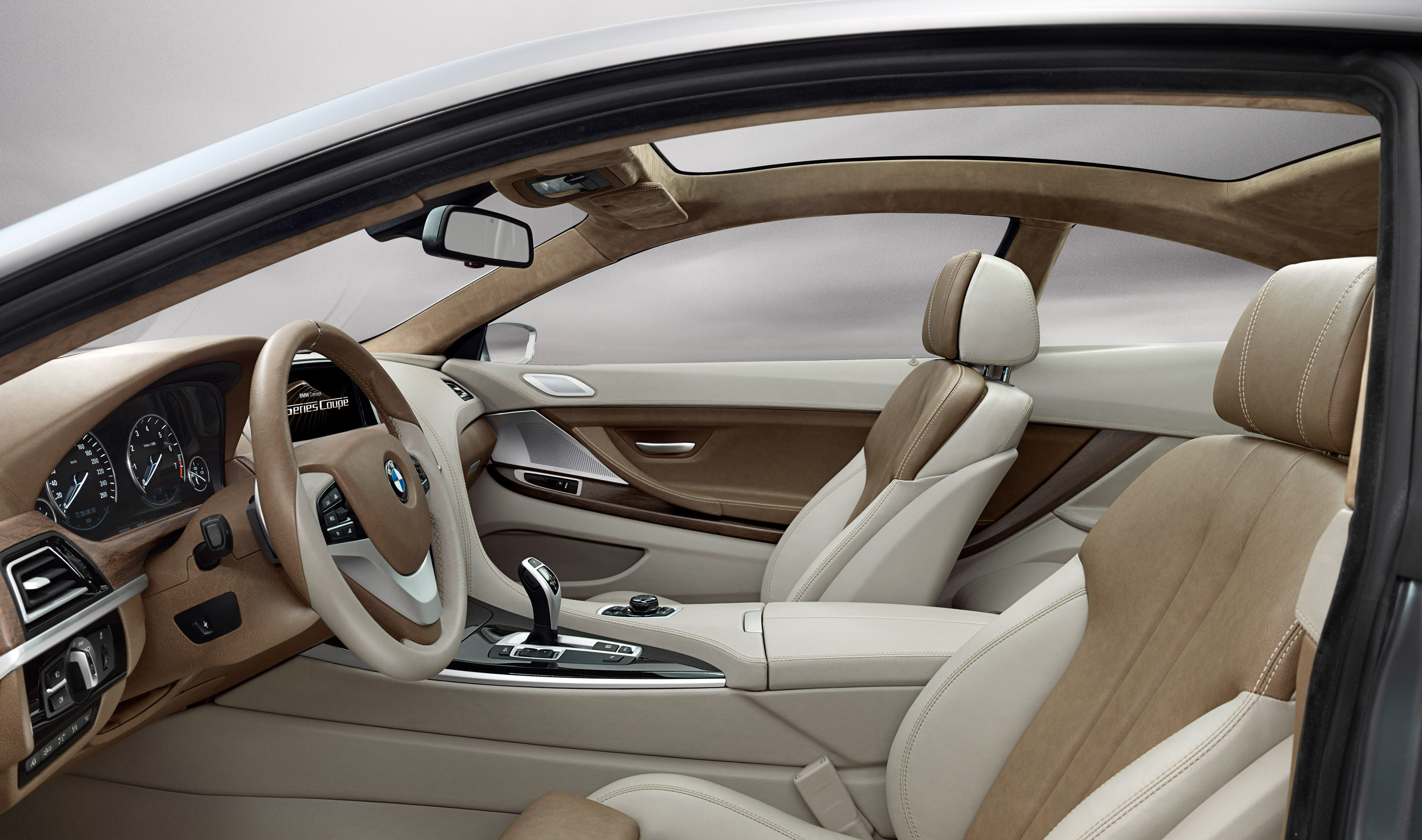 BMW Concept 6 Series Coupe - Picture 42365