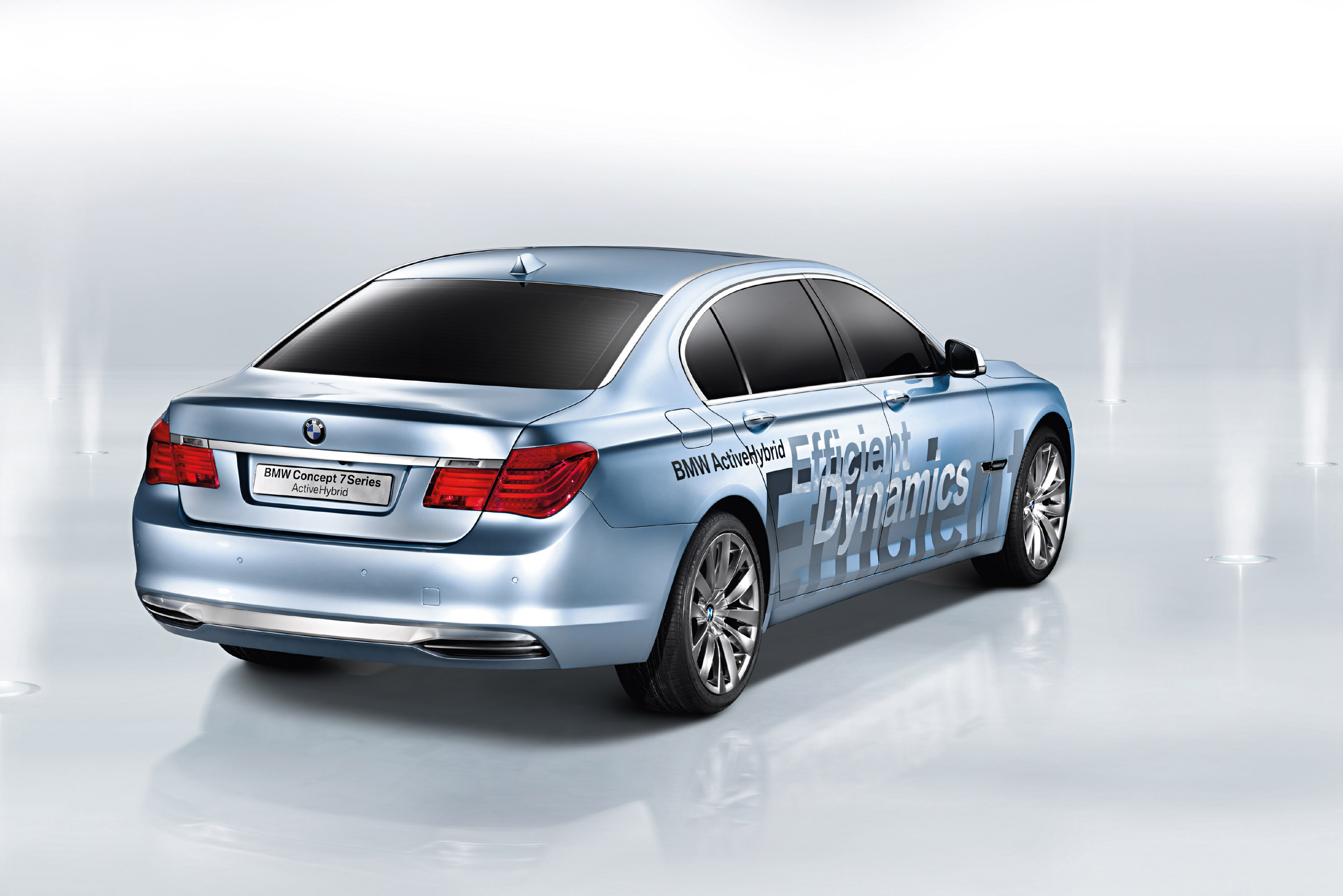 The BMW Concept 7 Series ActiveHybrid