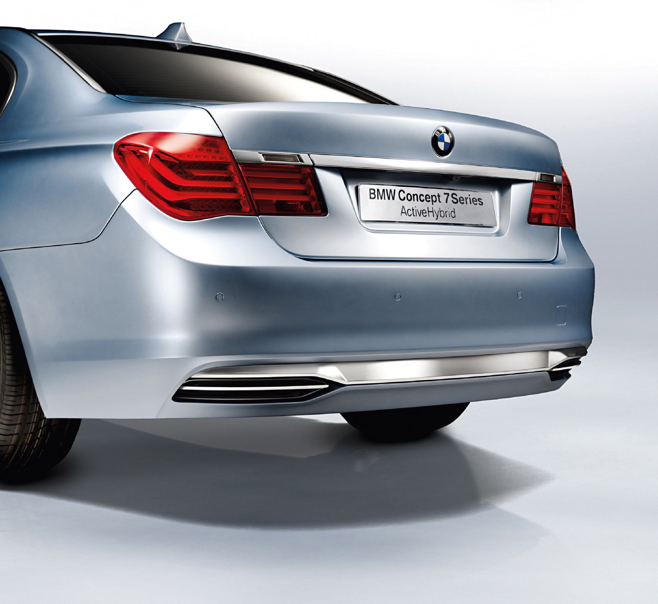 The BMW Concept 7 Series ActiveHybrid