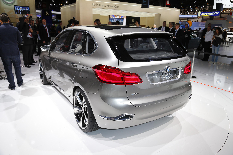 BMW Concept Active Tourer Paris 2012 - Picture 74925