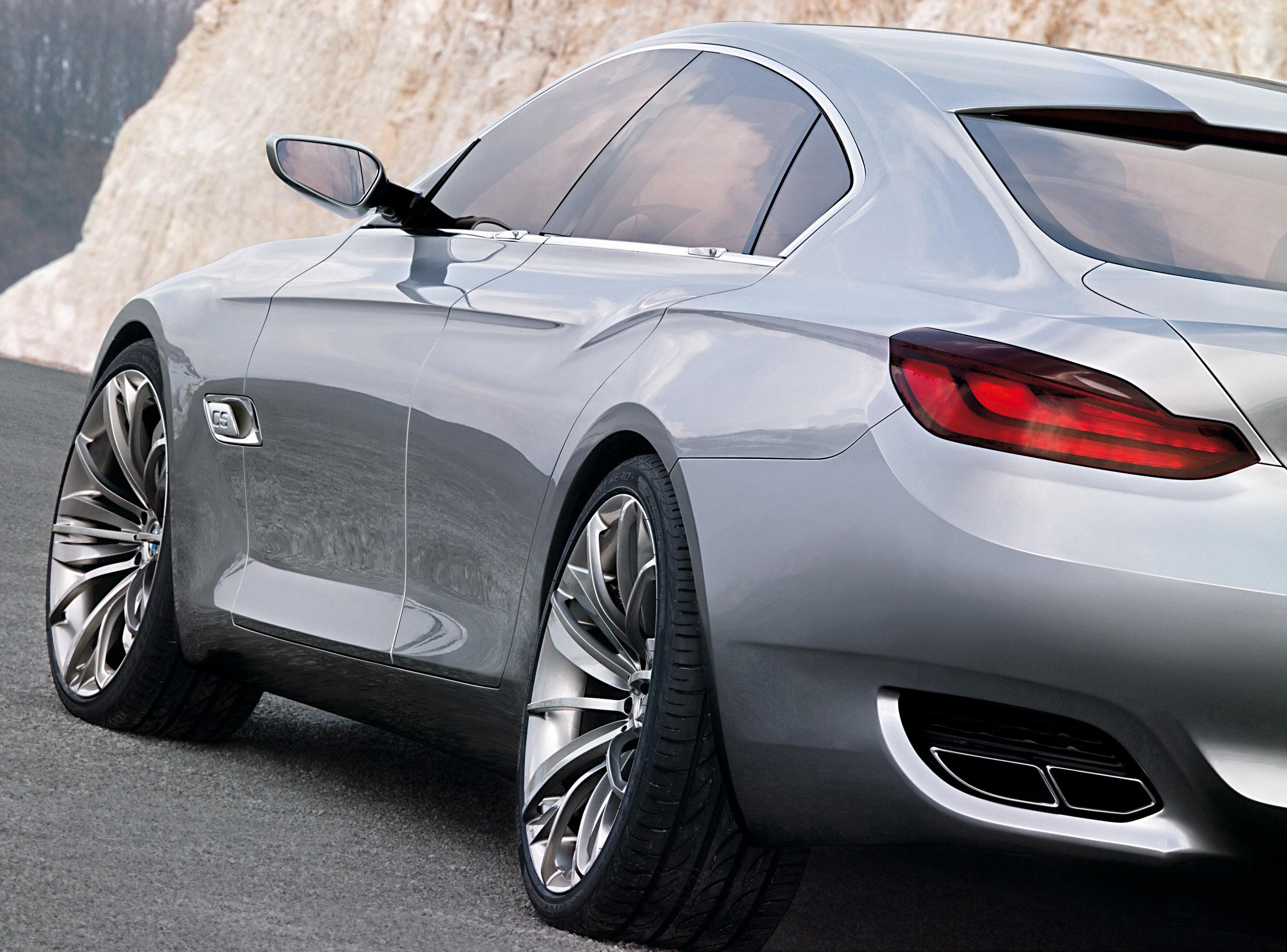 2007 BMW Concept CS - Picture 54579