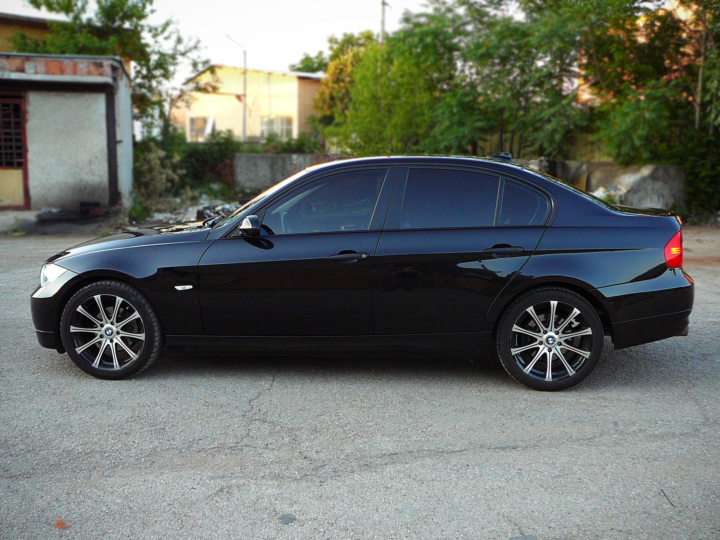 BMW E90 320d Picture 21989
