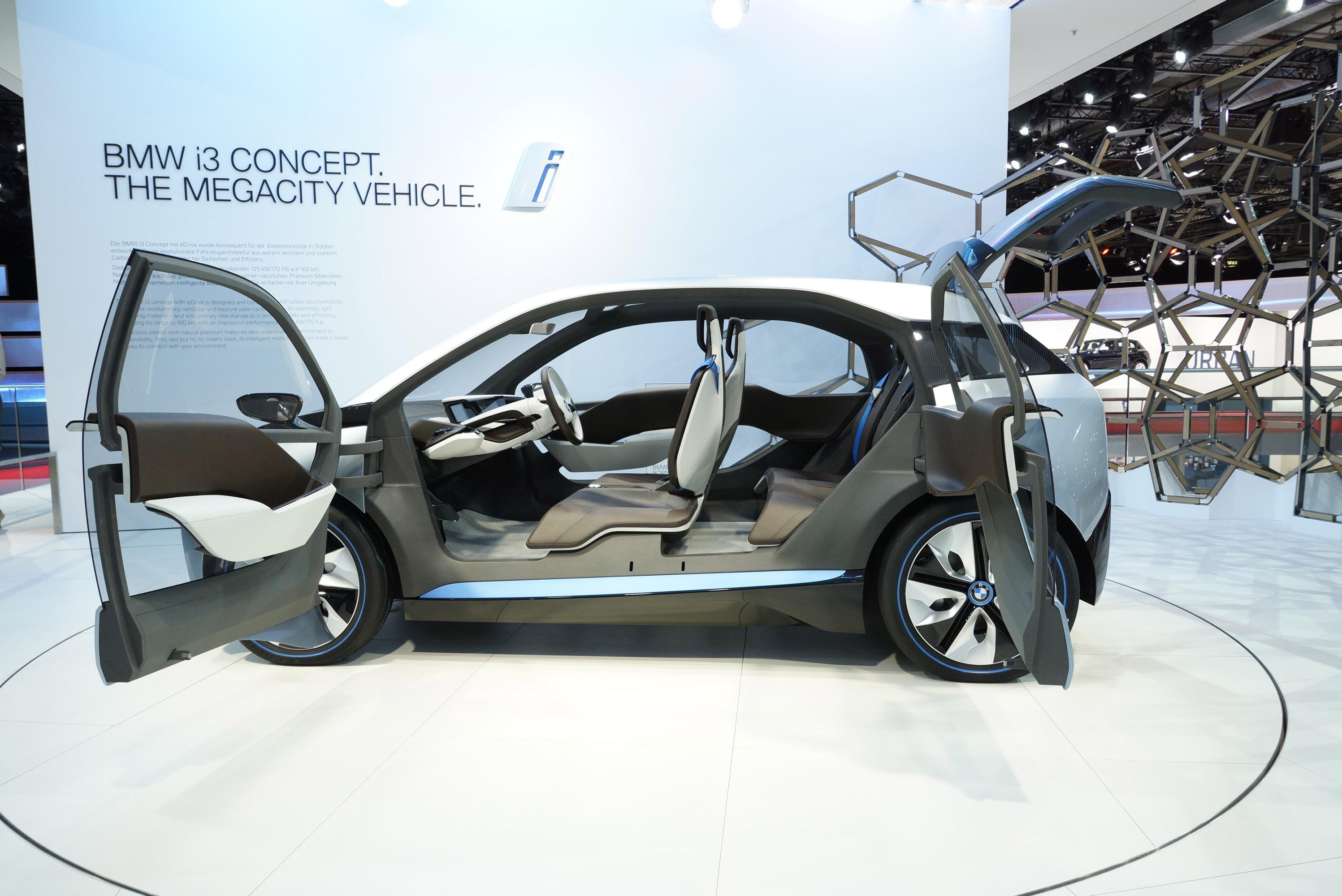 BMW i3 Concept Frankfurt 2011 - Picture 58573