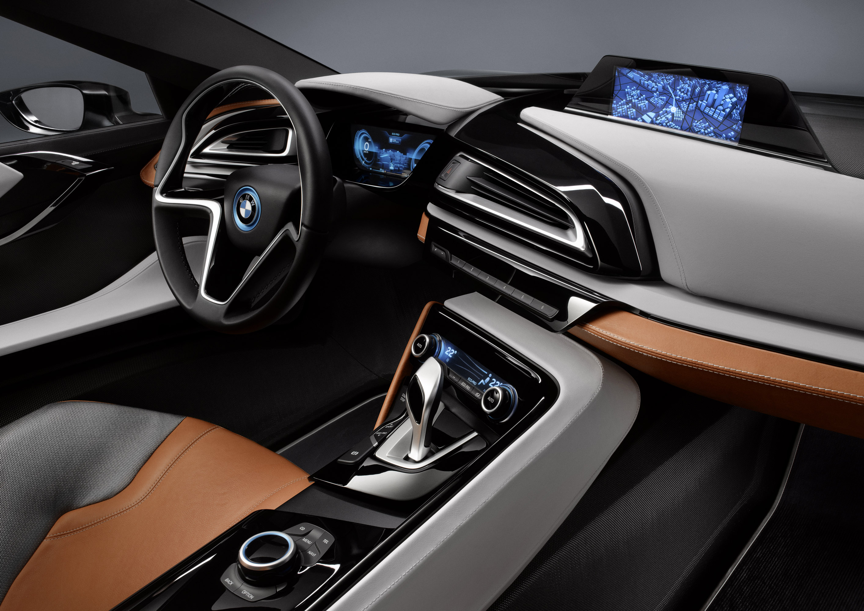 Bmw I8 Concept Spyder Picture 67481