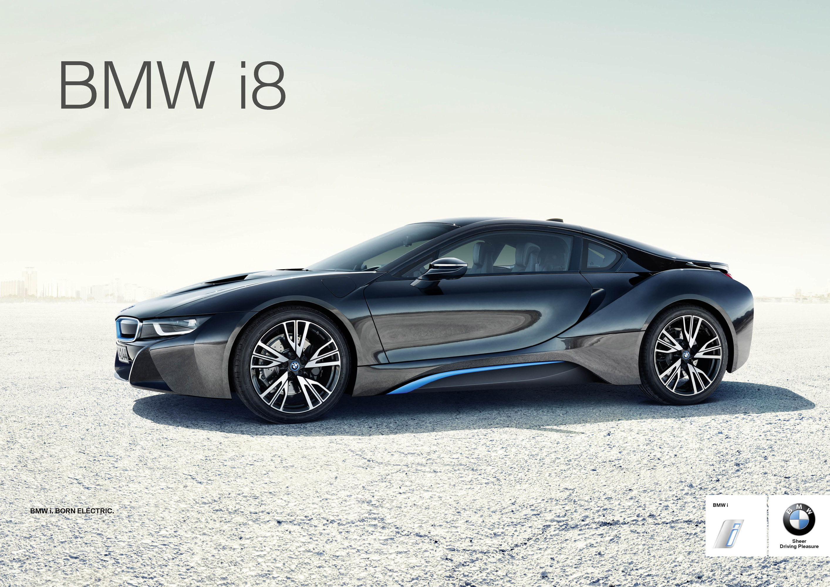 bmw i8 launch campaign. Black Bedroom Furniture Sets. Home Design Ideas