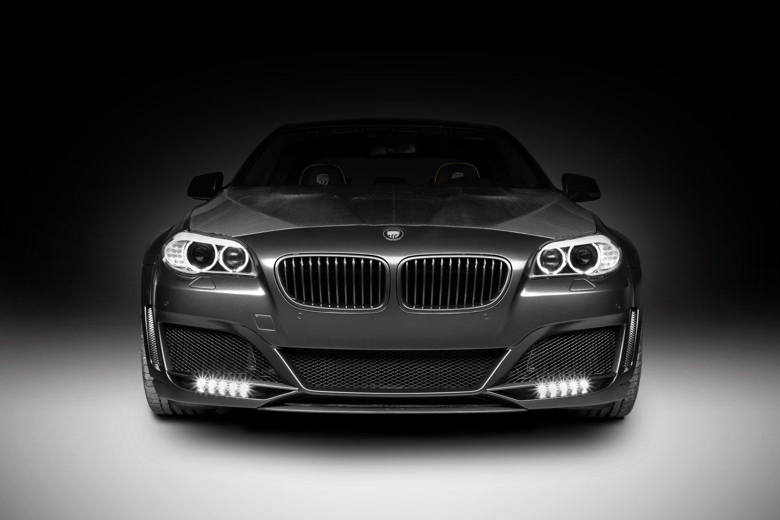 Lumma Clr 500 Rs2 More Carbon Fibre For Bmw F10