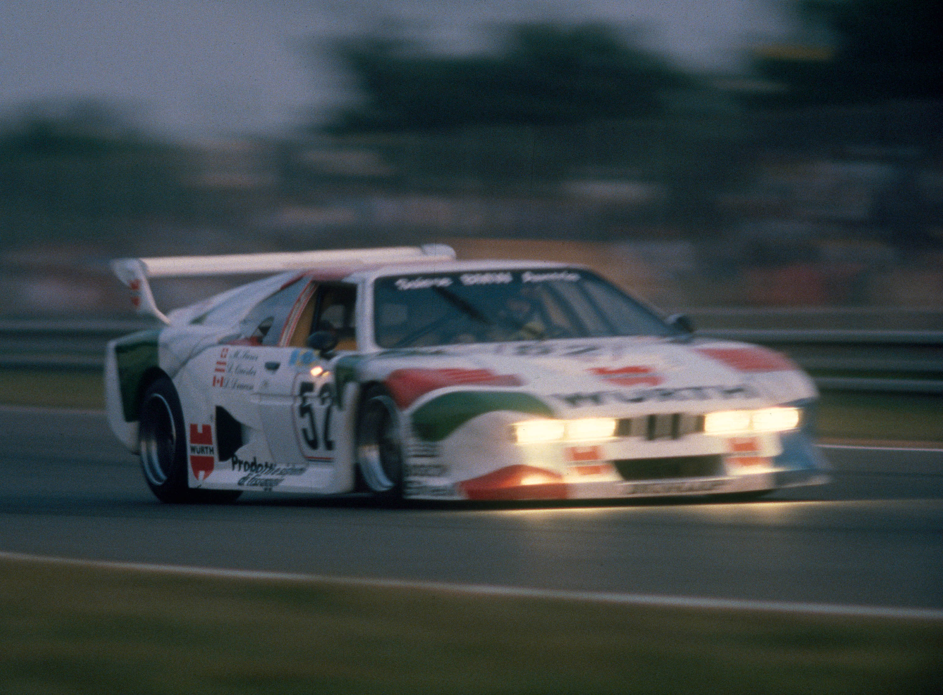 Where It All Started Bmw M1