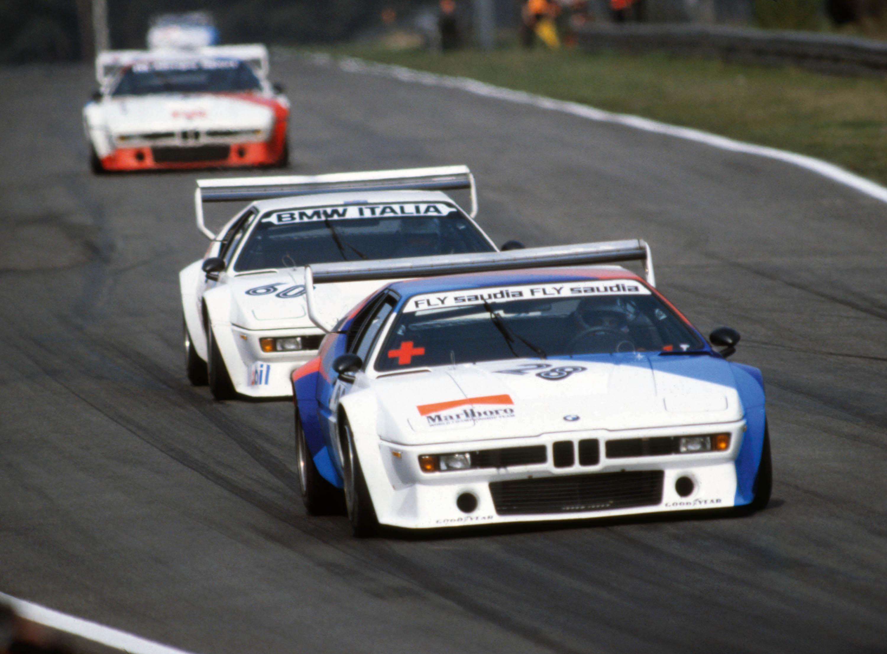 bmw m1 procar revival 2008. Black Bedroom Furniture Sets. Home Design Ideas