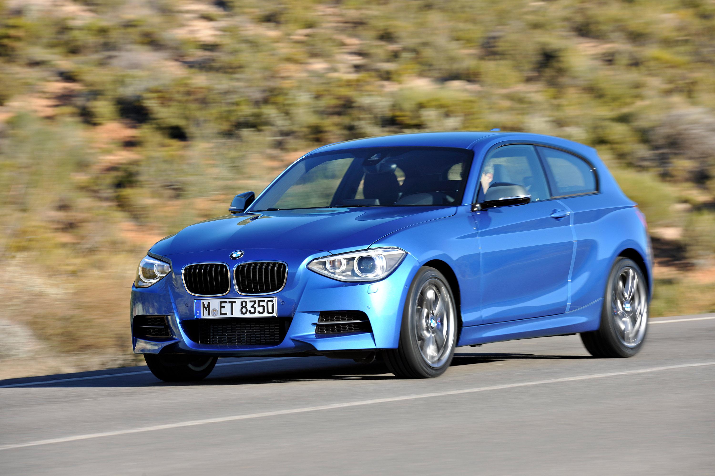BMW M135i three-door - Picture 70896