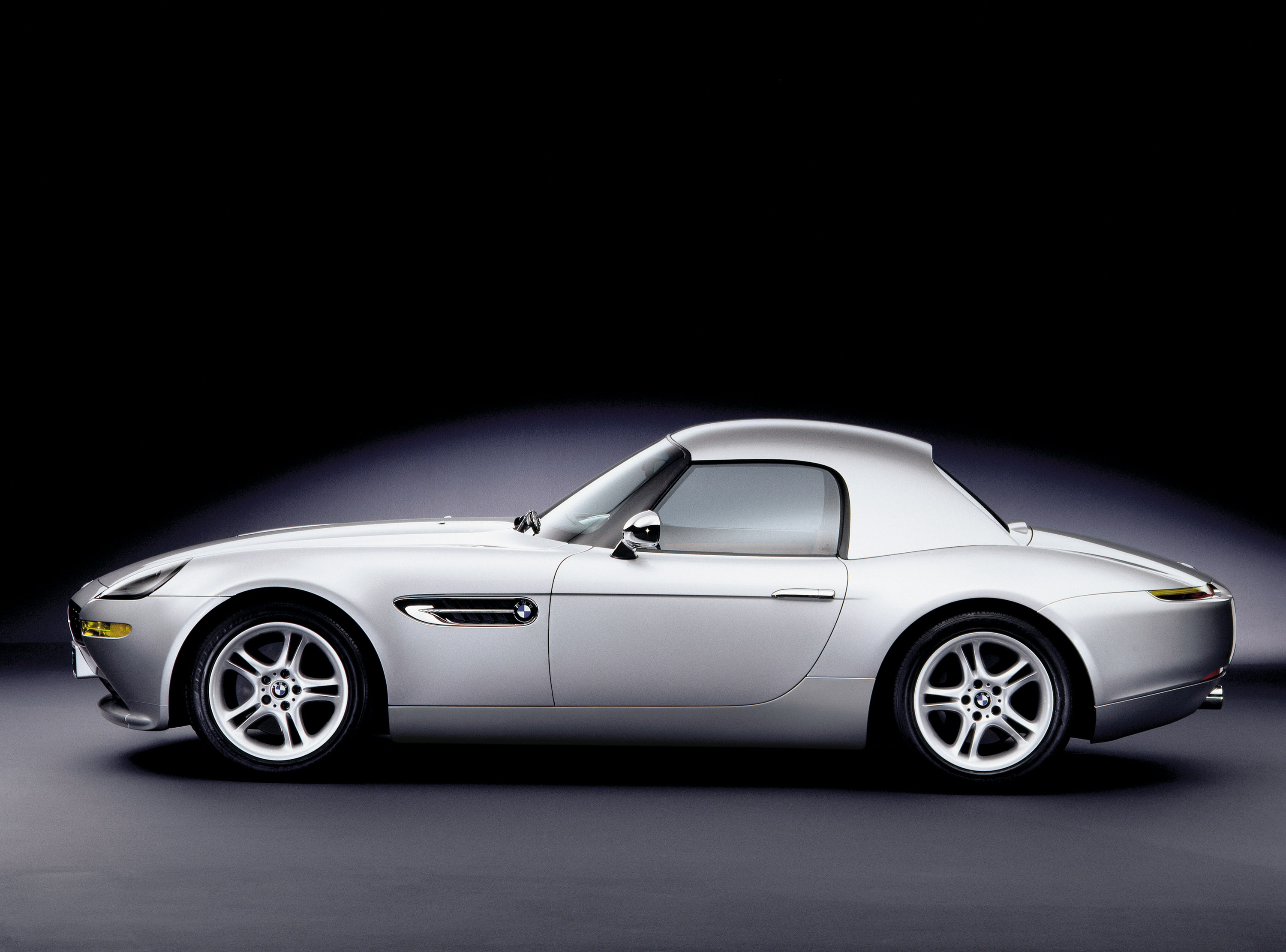 Michelin Pilot Sport >> BMW Z8 Roadster - Price €113,361