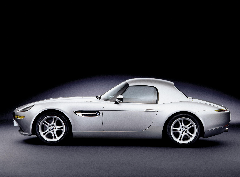 Michelin Pilot Super Sport Review >> BMW Z8 Roadster - Price €113,361