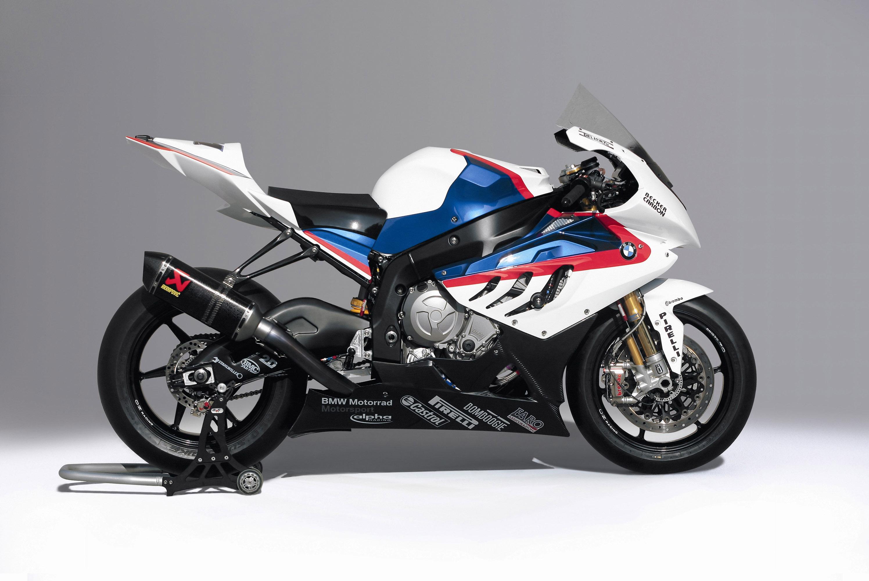 Bmw S 1000 Rr Sbk Racebike Picture 13059