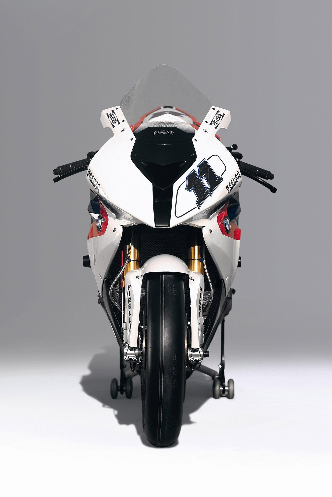 bmw   rr sbk racebike picture
