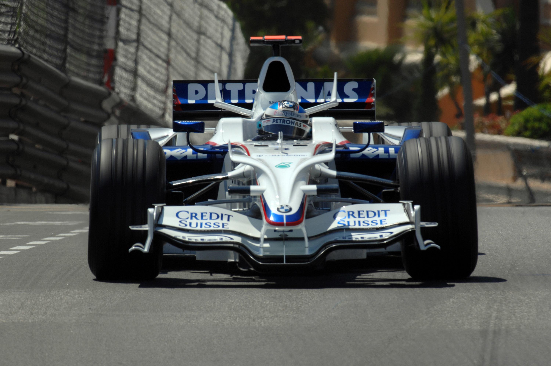 F1: BMW Sauber F1 Team