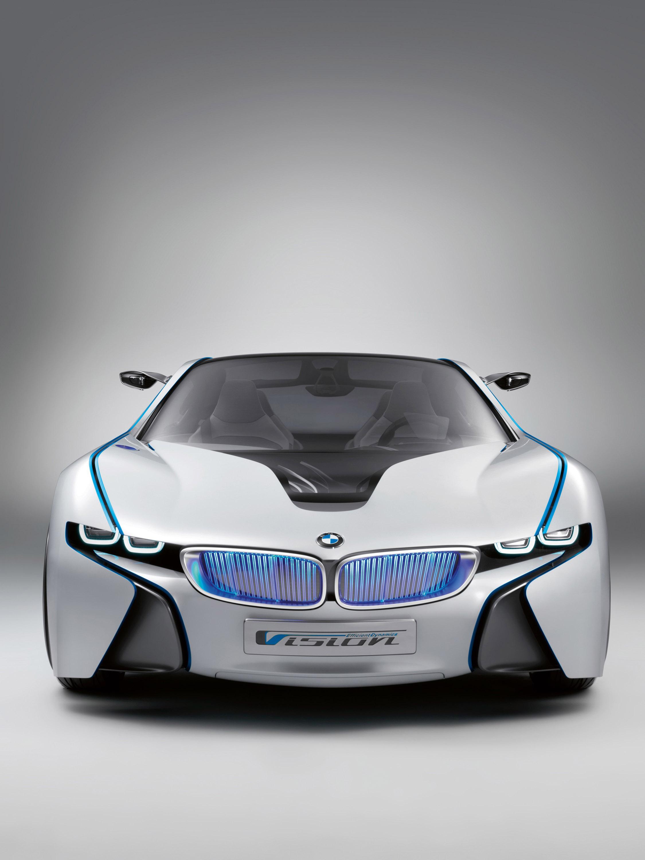 BMW Vision EfficientDynamics Concept - Picture 25048