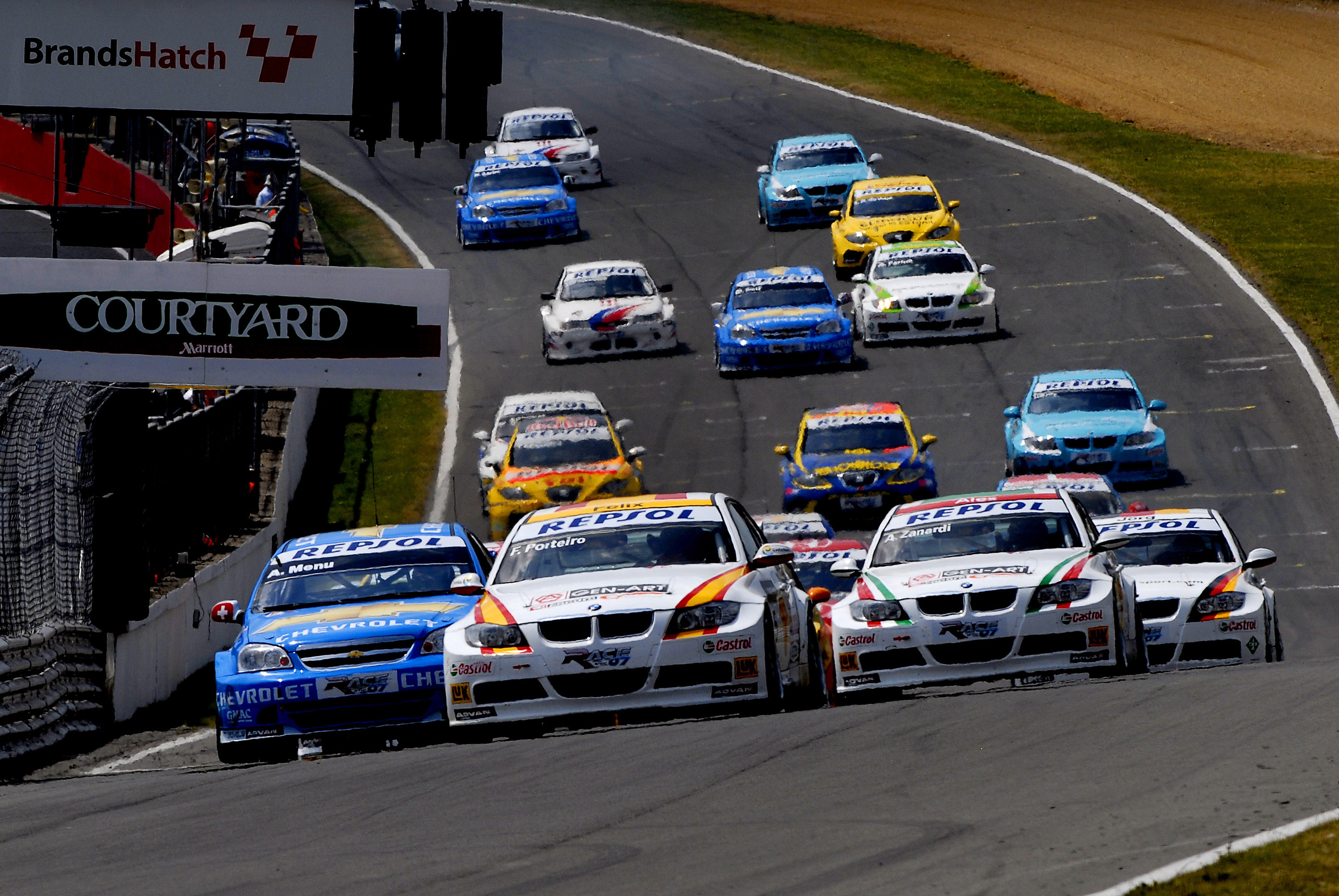 Bmw Wtcc Brands Hatch Gb Picture 6599