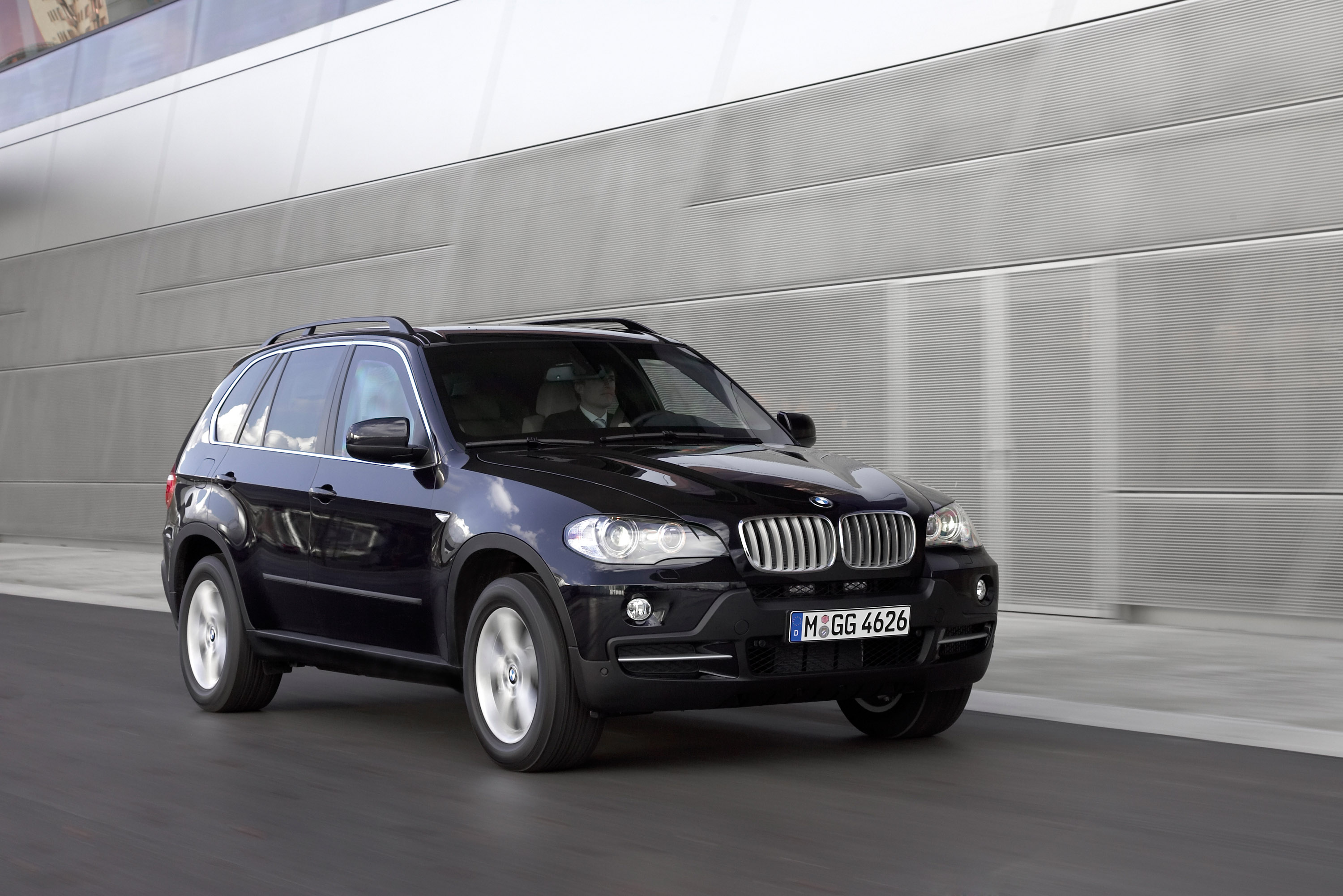 BMW X5 Security Plus - Picture 19237
