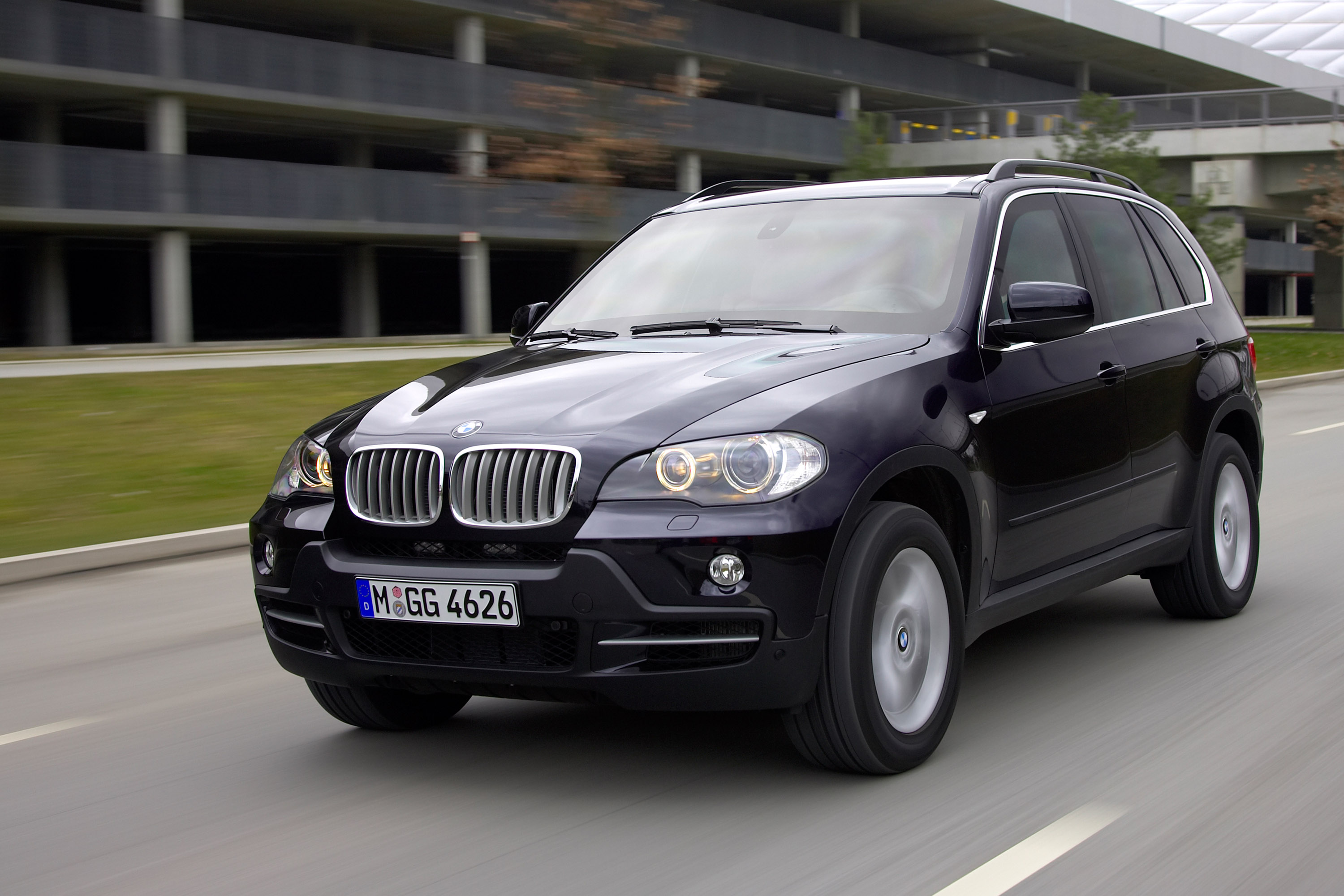 BMW X5 Security Plus - Picture 19233
