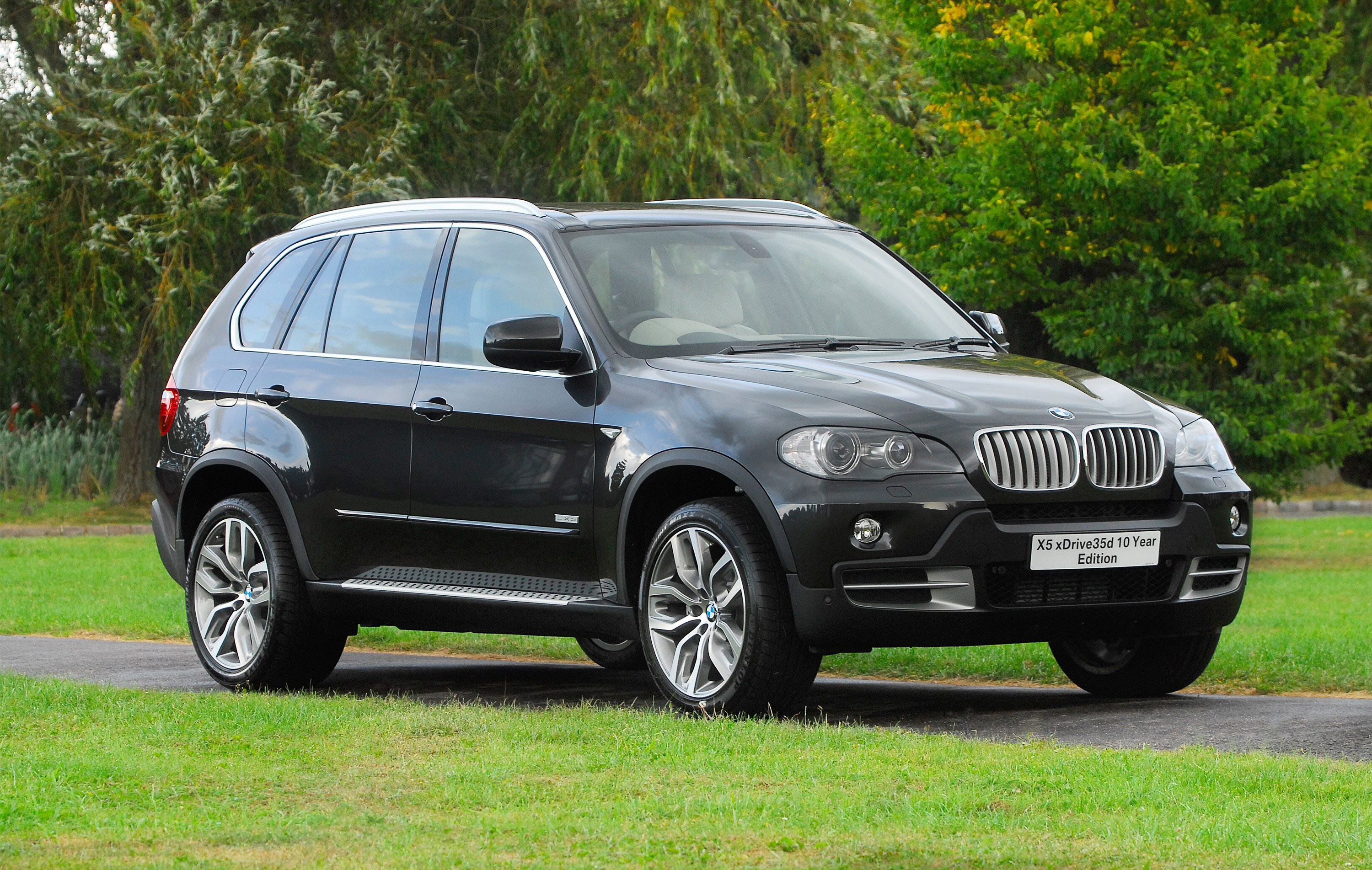 Bmw X5 Xdrive35d 10 Year Anniversary Limited Edition