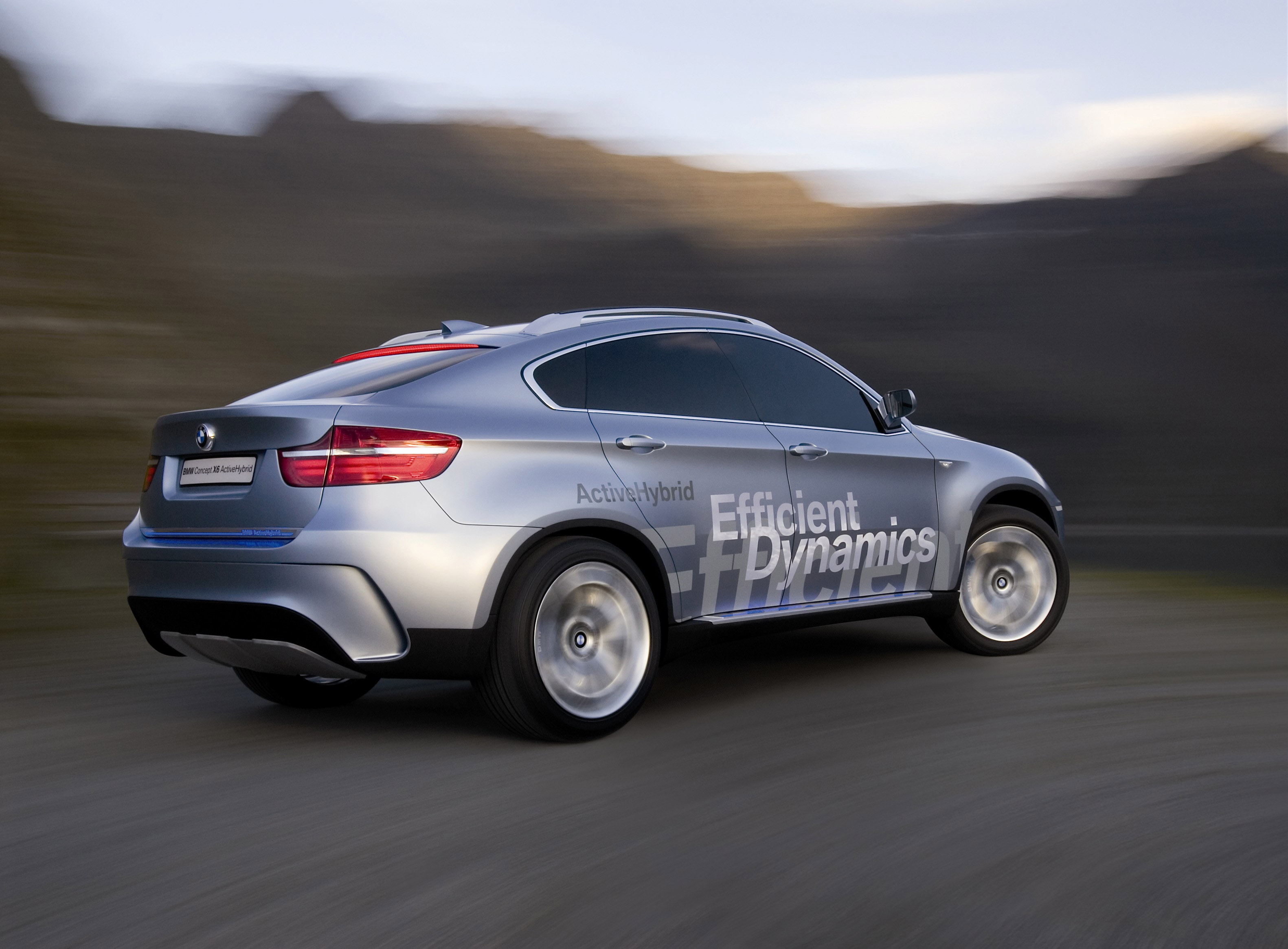 BMW X6 Activehybrid - Picture 1364