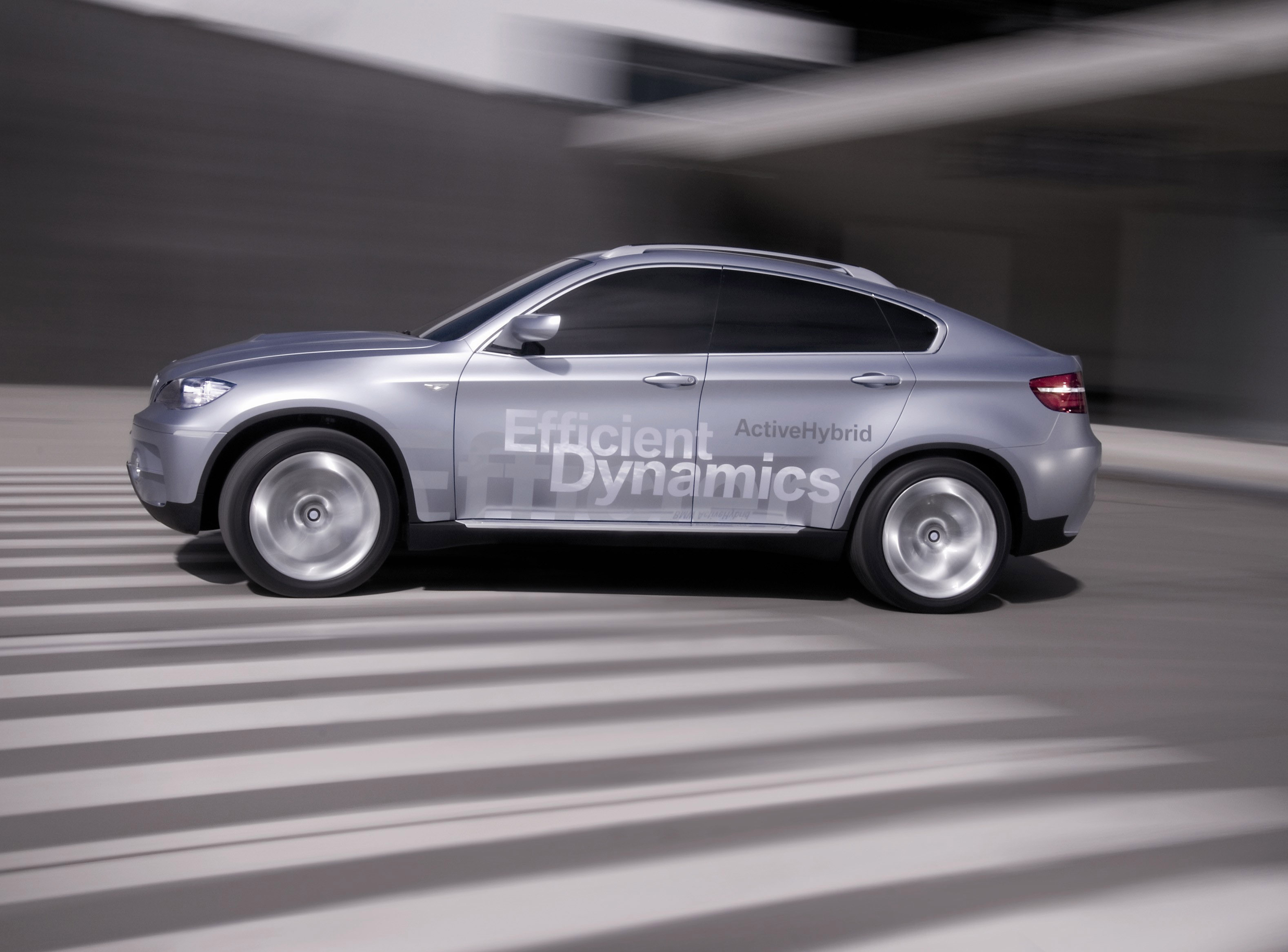BMW X6 Activehybrid - Picture 1360