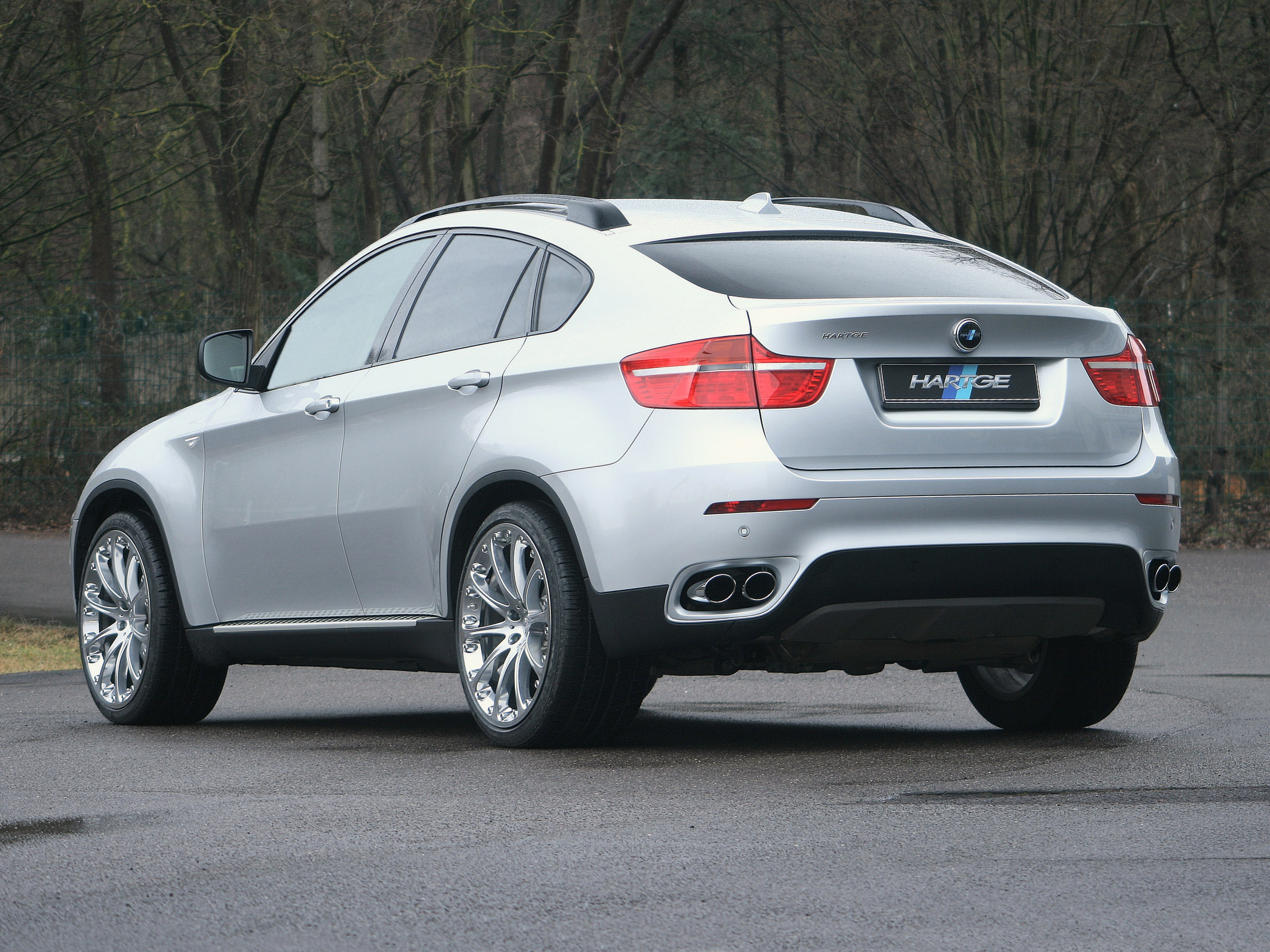 Bmw X6 Hartge Picture 22299
