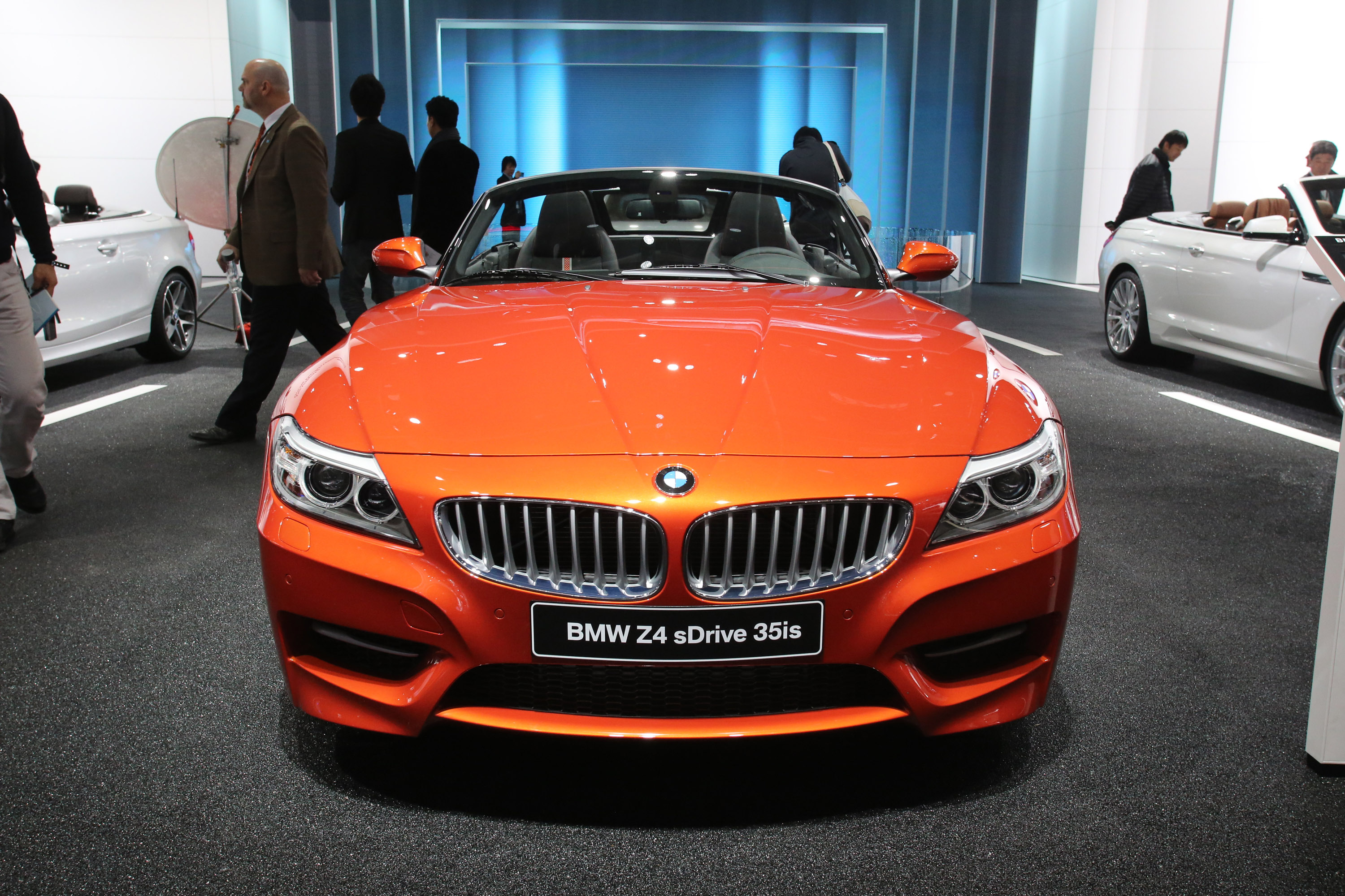 Bmw Z4 Sdrive 35is Detroit 2013 Picture 79949