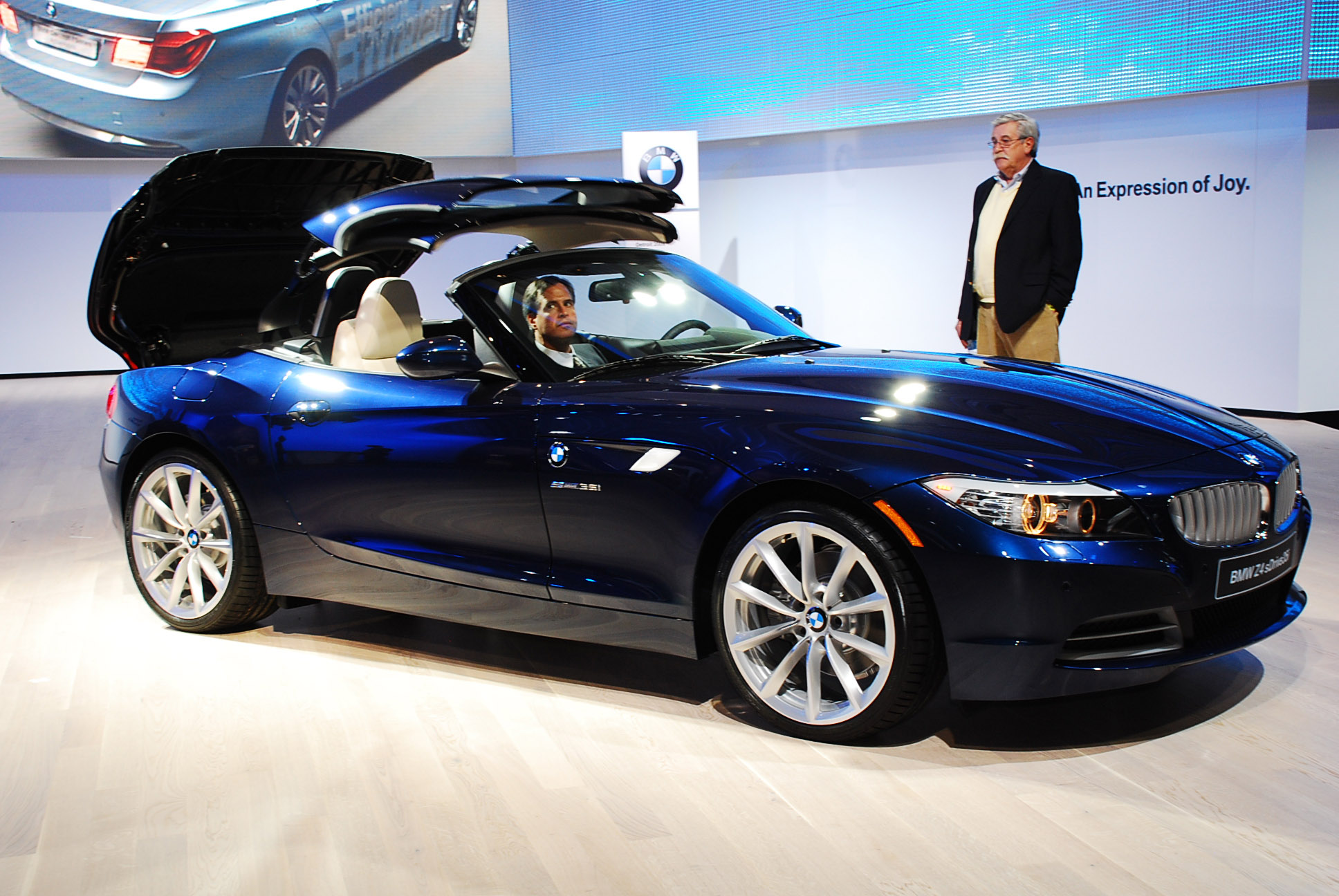 Bmw Z4 Sdrive35i Detroit 2009 Picture 47752
