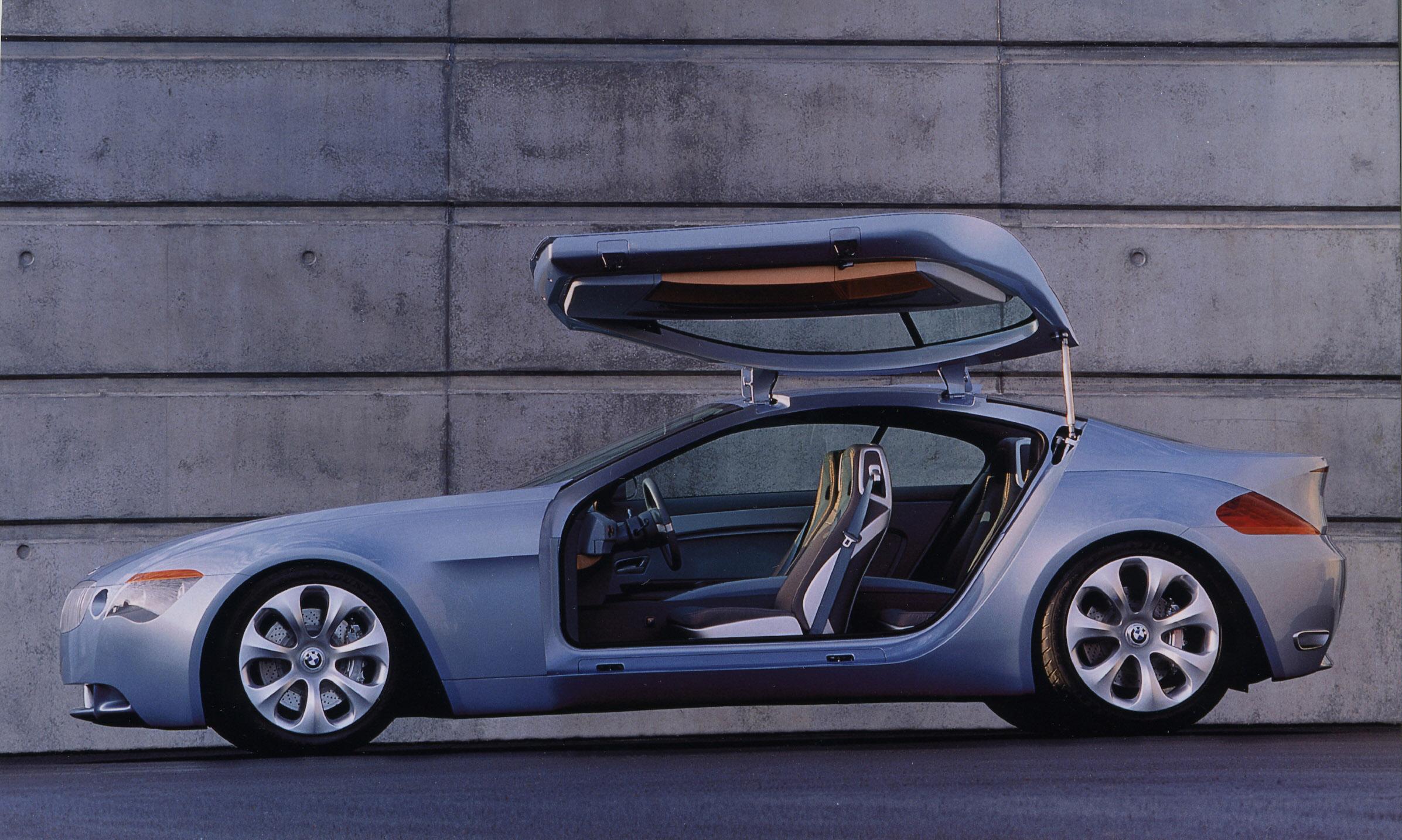 BMW Z9 gran turismo concept - Picture 38950