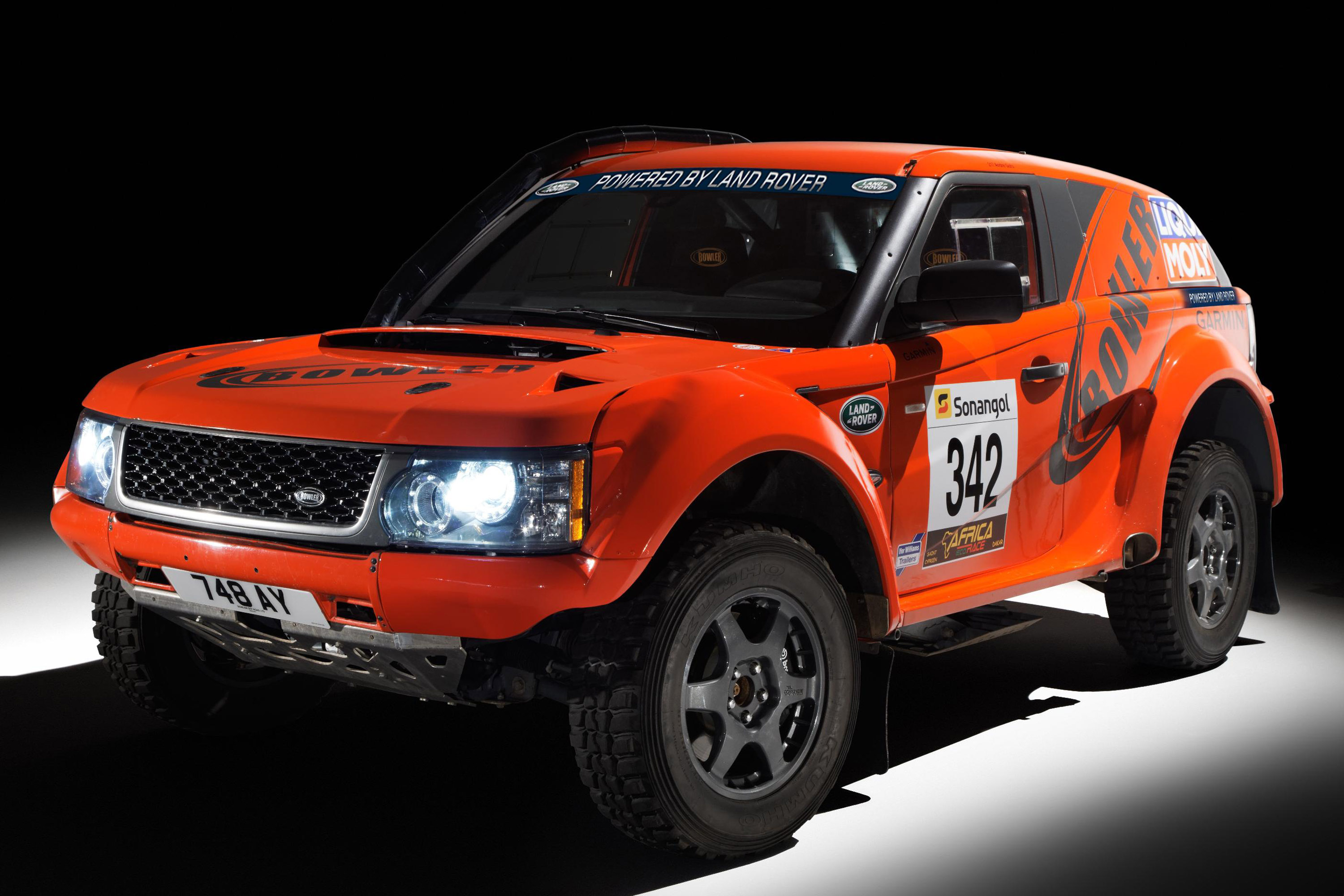 Bowler EXR Rally Car - Picture 70405