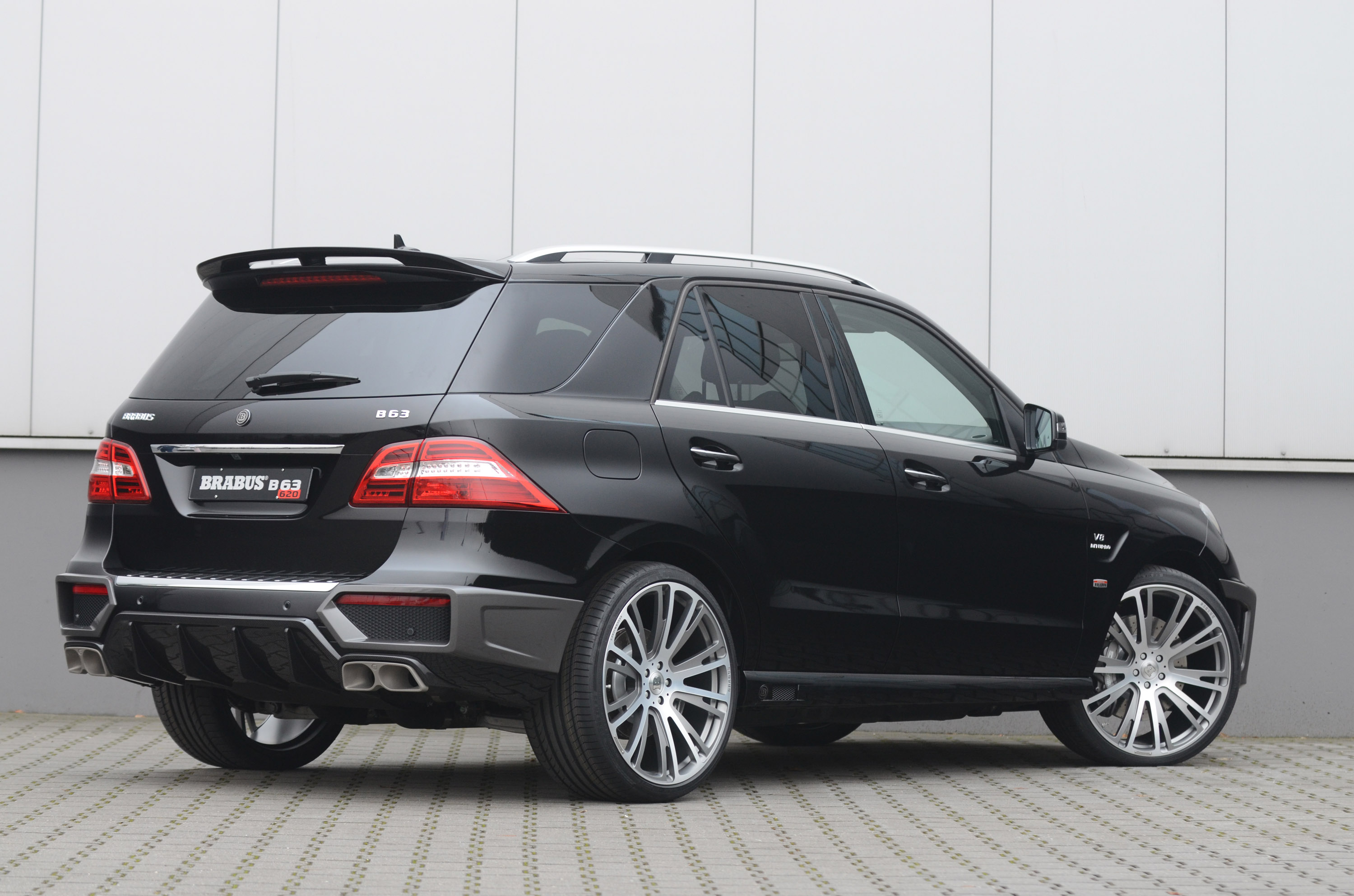 Brabus 2012 mercedes benz ml 63 amg for Mercedes benz schedule a