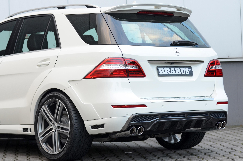 Brabus 2012 mercedes benz ml widestar for Mercedes benz of dayton