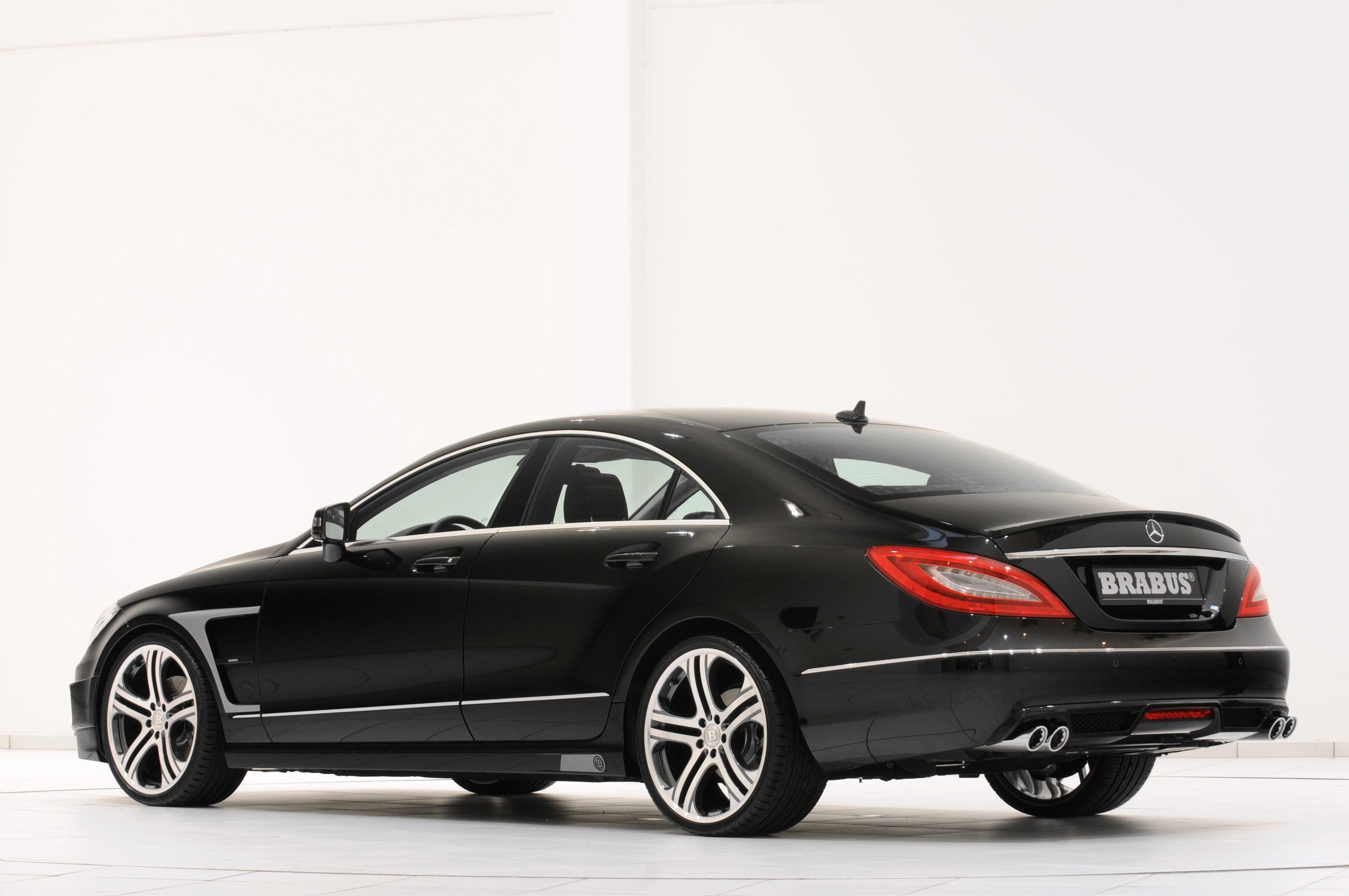 BRABUS 2012 Mercedes CLS Coupe, 4 of 19