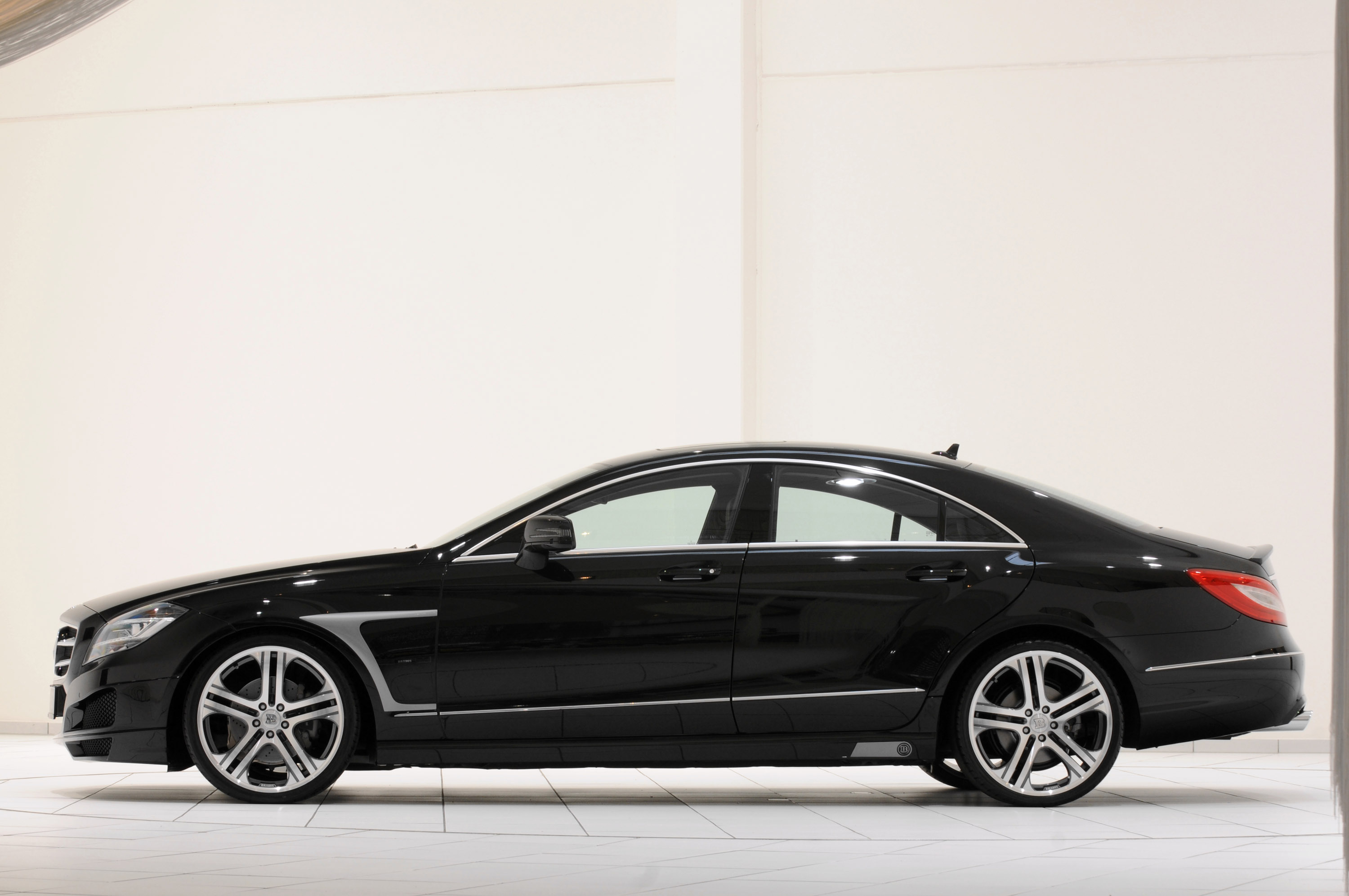 BRABUS 2012 Mercedes CLS Coupe, 8 of 19