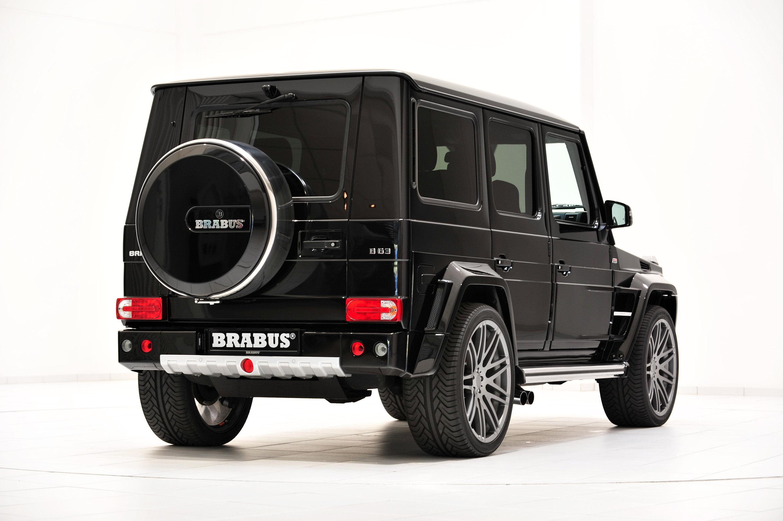 Brabus 2012 mercedes g 63 amg for Mercedes benz g class brabus