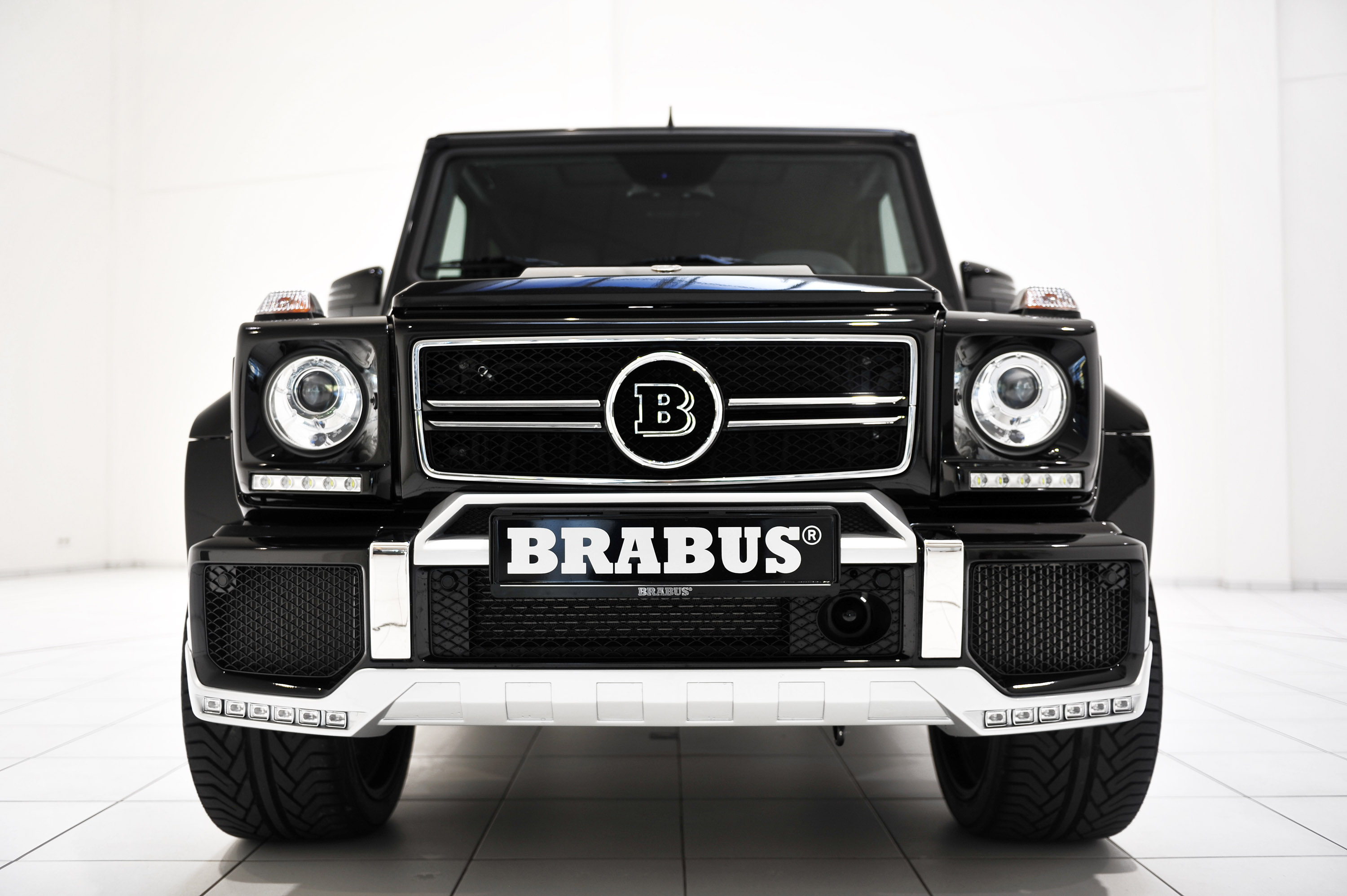 Brabus 2012 Mercedes G 63 Amg Picture 78456